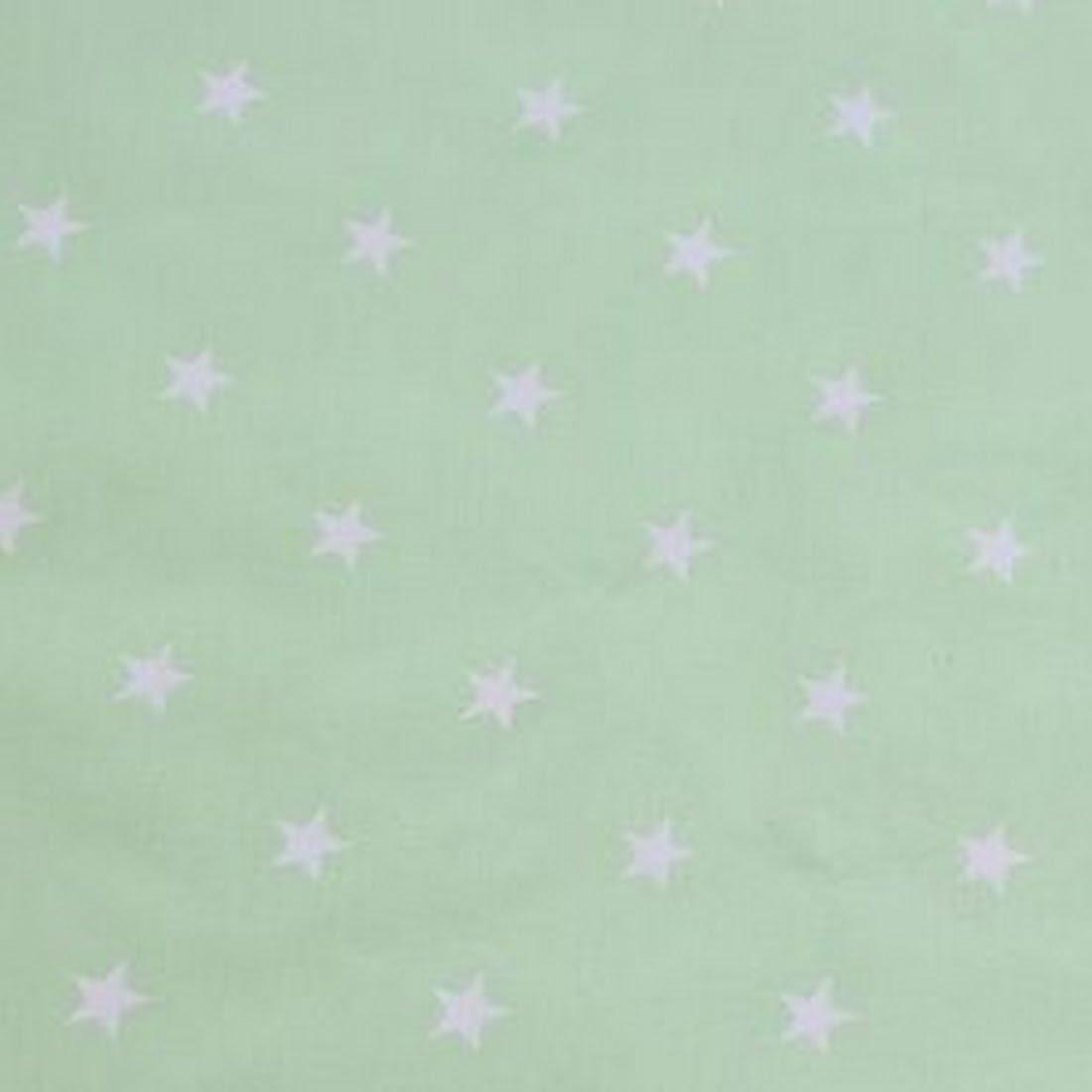 Beschichtete Baumwolle - Star Green
