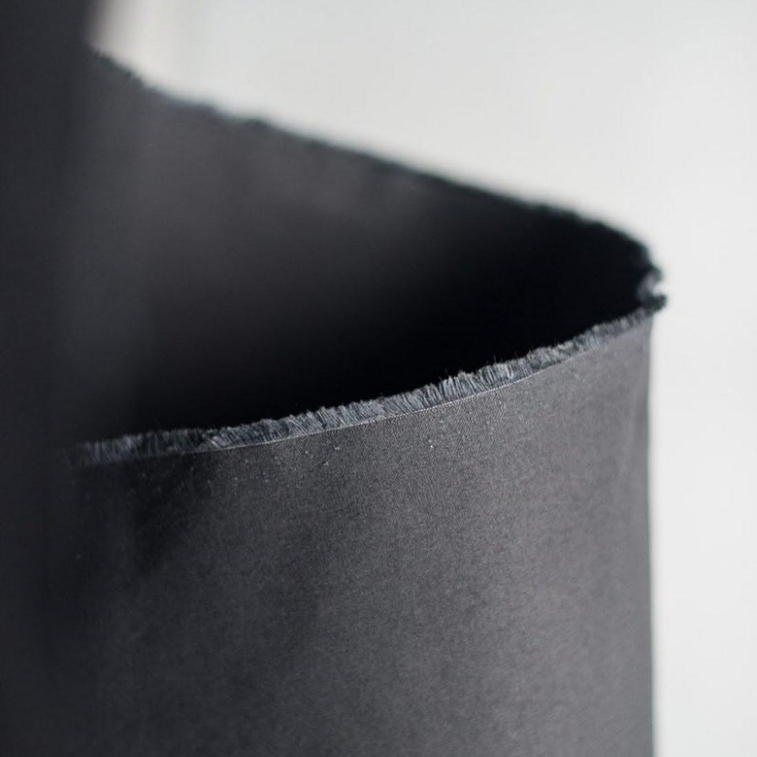 Dry Oilskin - Dry Oilskin BLACK