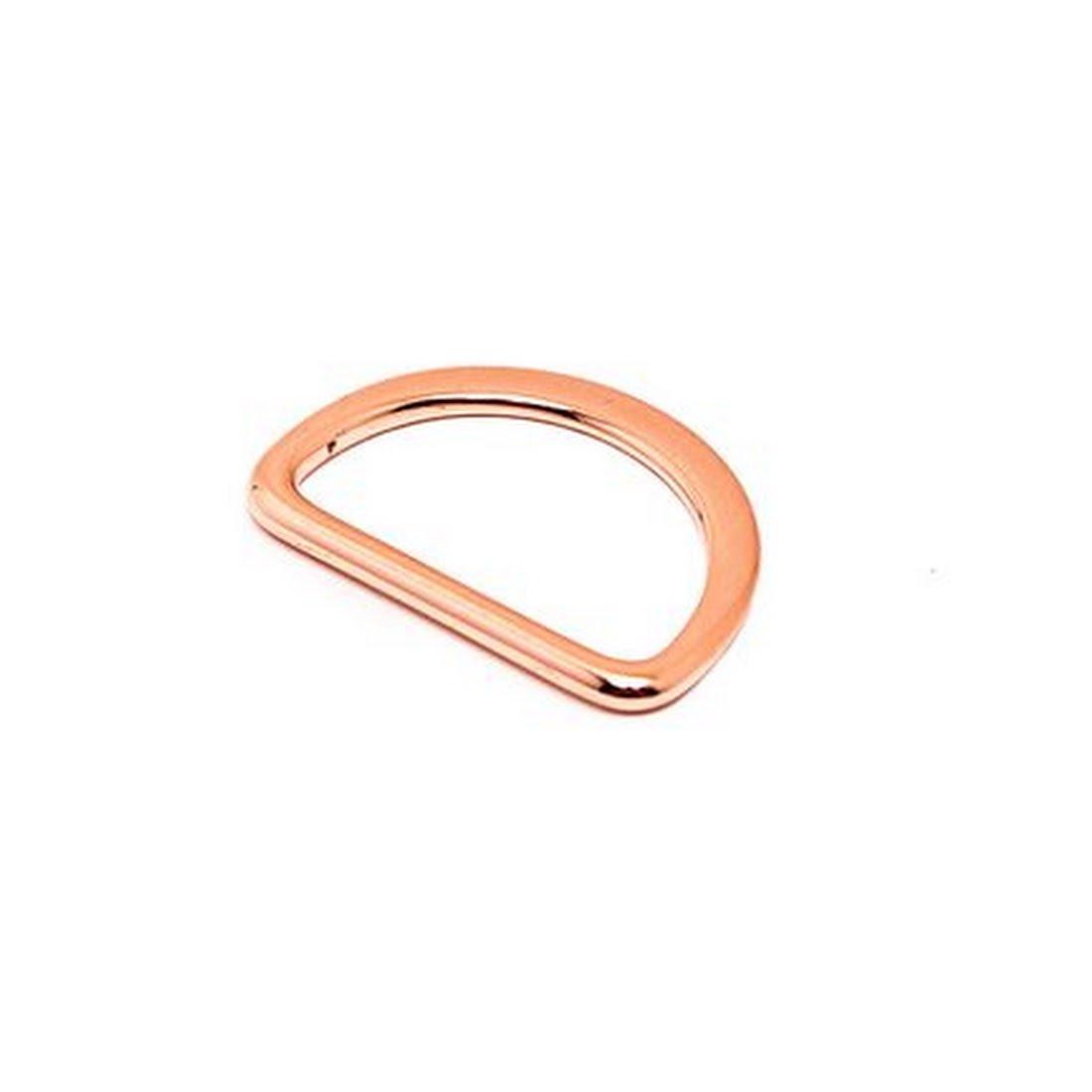Taschenzubehör - D-Ring KUPFER 25mm