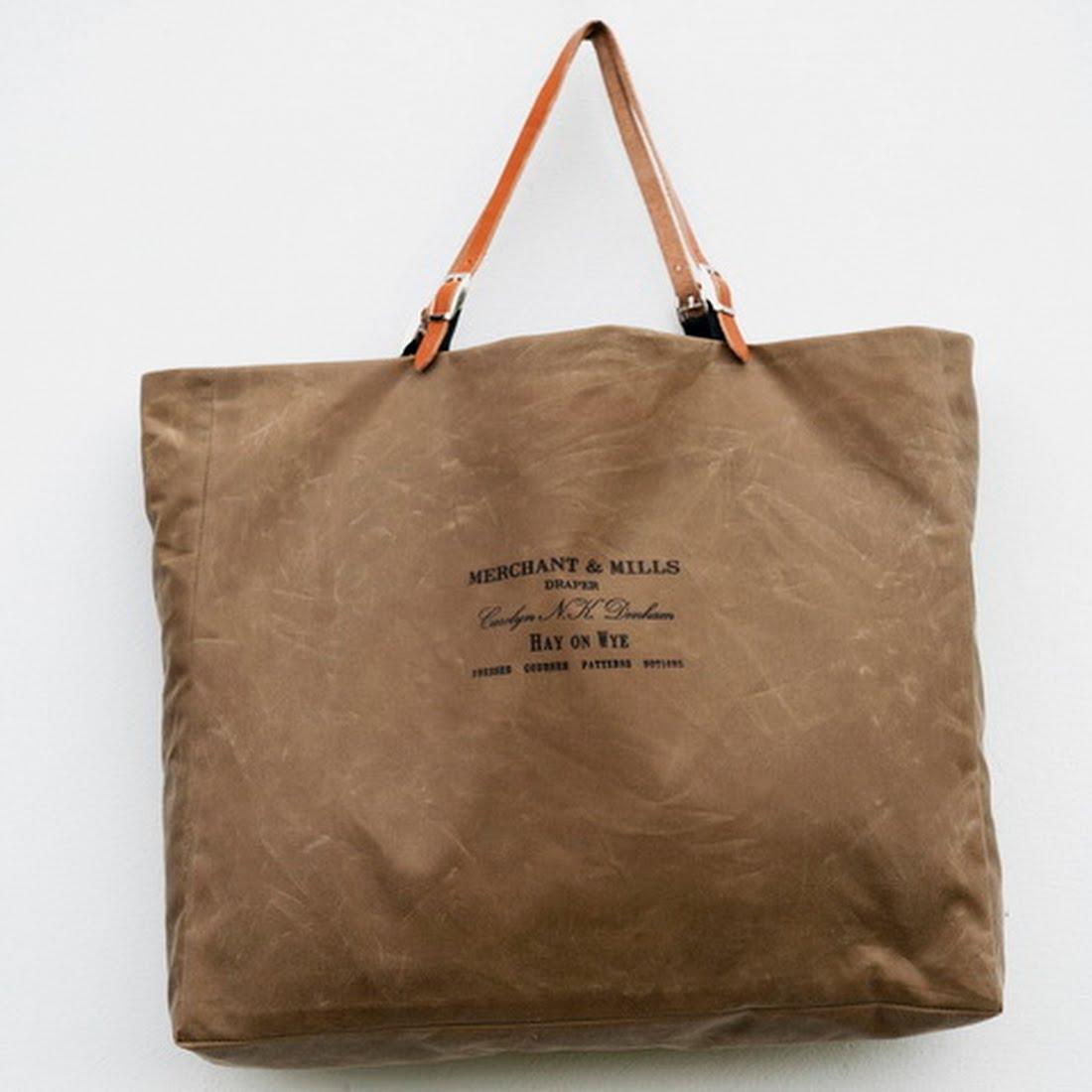 Oilskin Bag Kit (komplett) - Oilskin Bag Kit