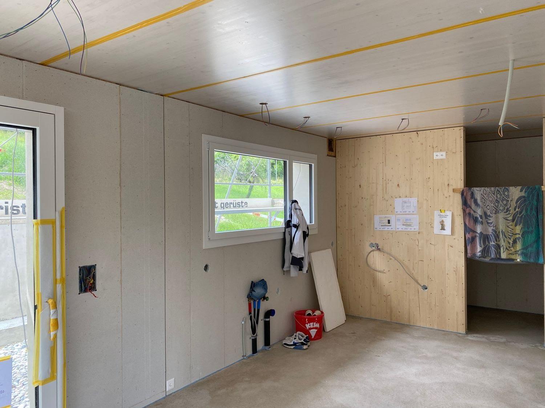 Einfamilienhaus Steigerweg Herznach
