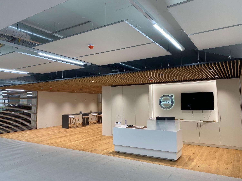 Umbau Bau VII Autocenter Safenwil