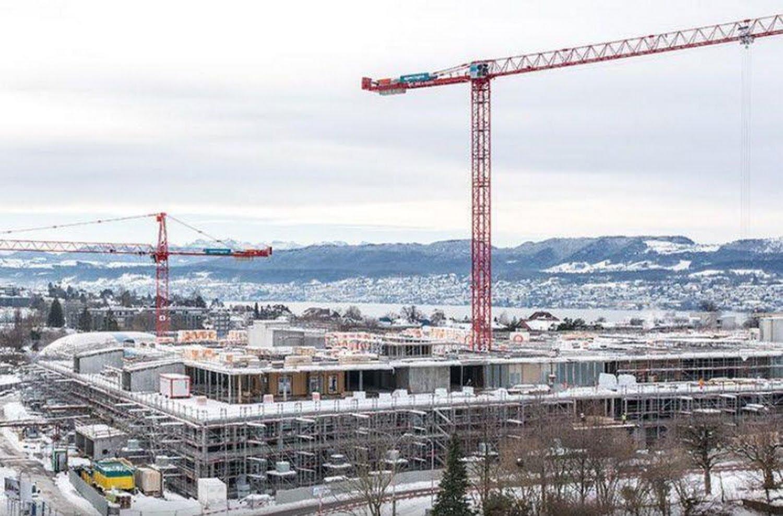 Neubau Kinderspital Zürich