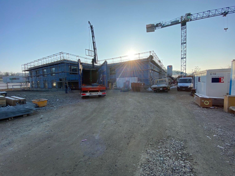 Neubau Graswinkel 3 Kloten