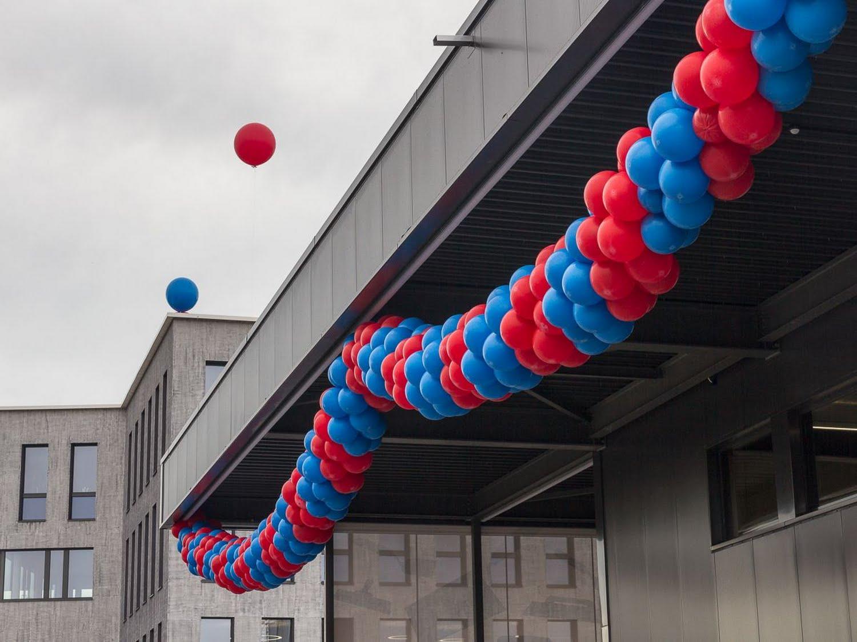 Einweihungsfeier Neubau Betriebsgebäude