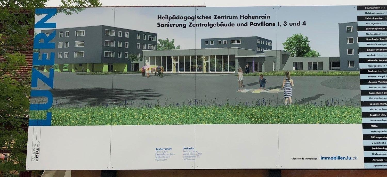 Heilpädagogisches Zentrum Hohenrain