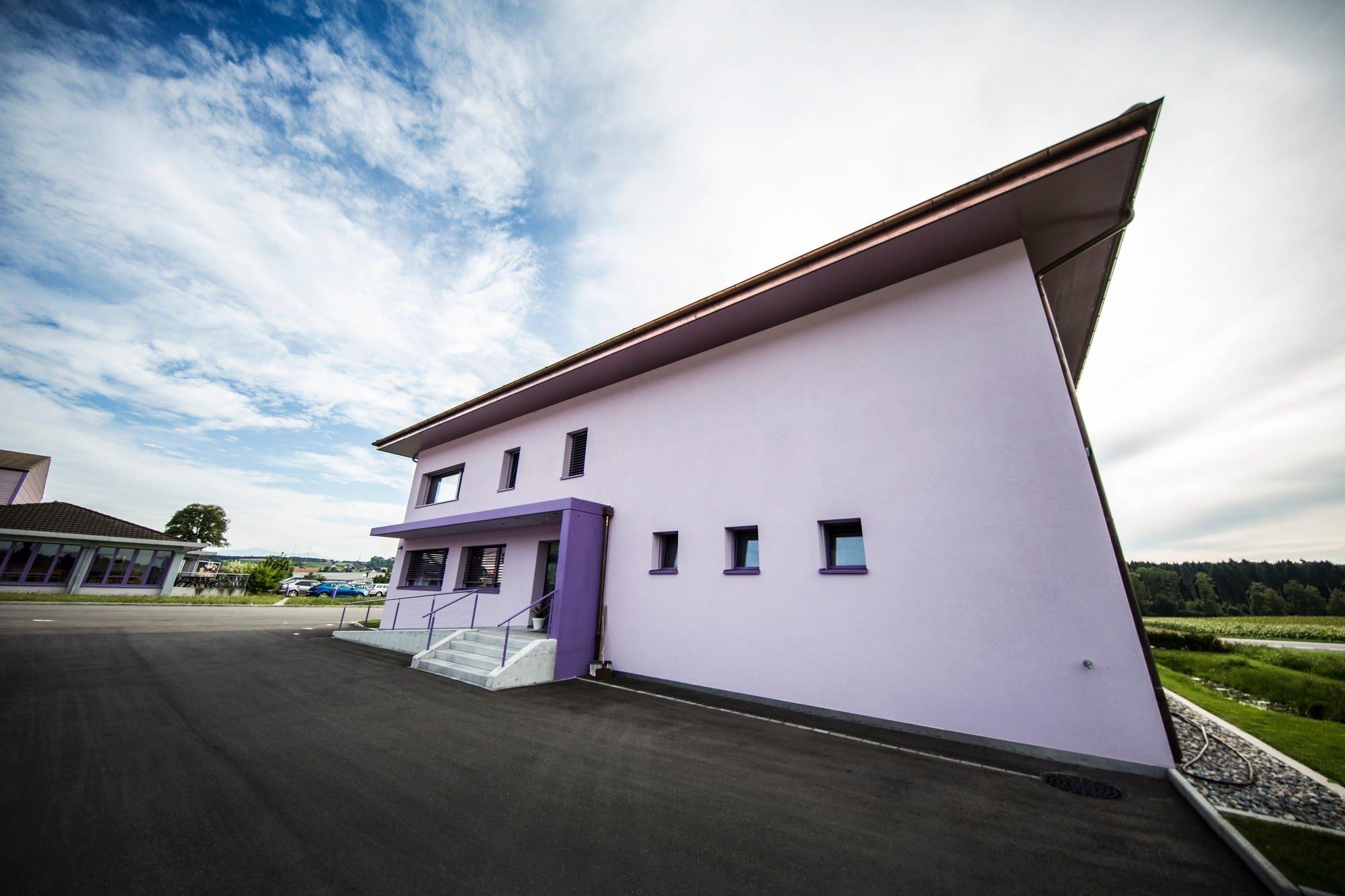Industrie / Gewerbebau Bürohaus Bugano AG