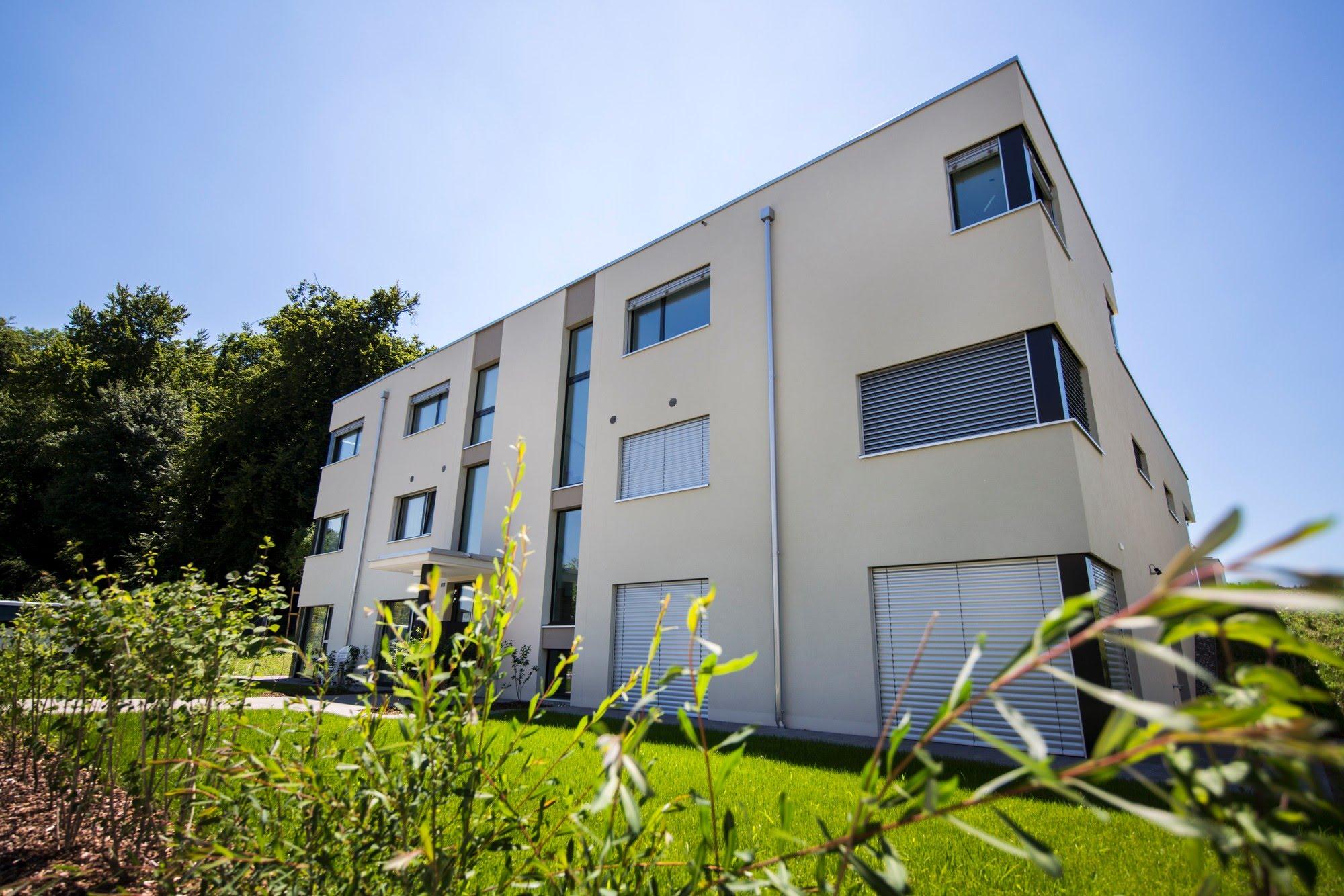 Wohnungsbau Wohnüberbauung Haselwart 25-29