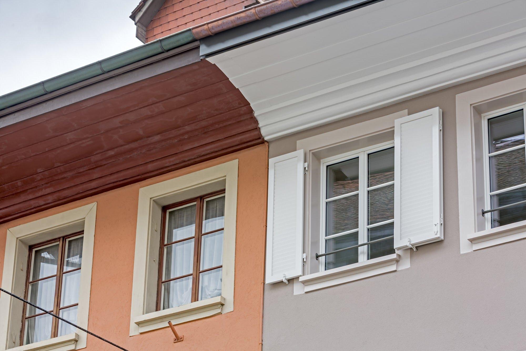 Wohnungsbau,Industrie / Gewerbebau,Gipserarbeiten Wohn- und Geschäftshaus