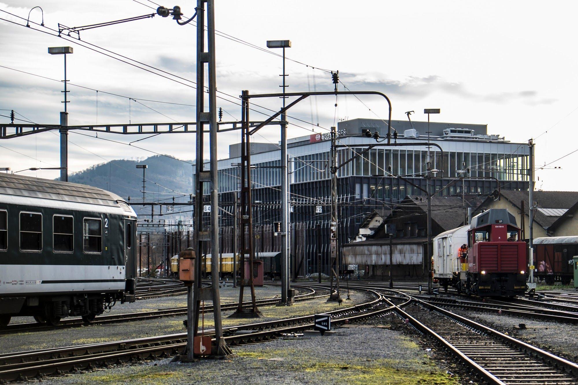 Industrie / Gewerbebau,Spez. Gipserarbeiten,Öffentliche Bauten Neubau Betriebszentrale Mitte
