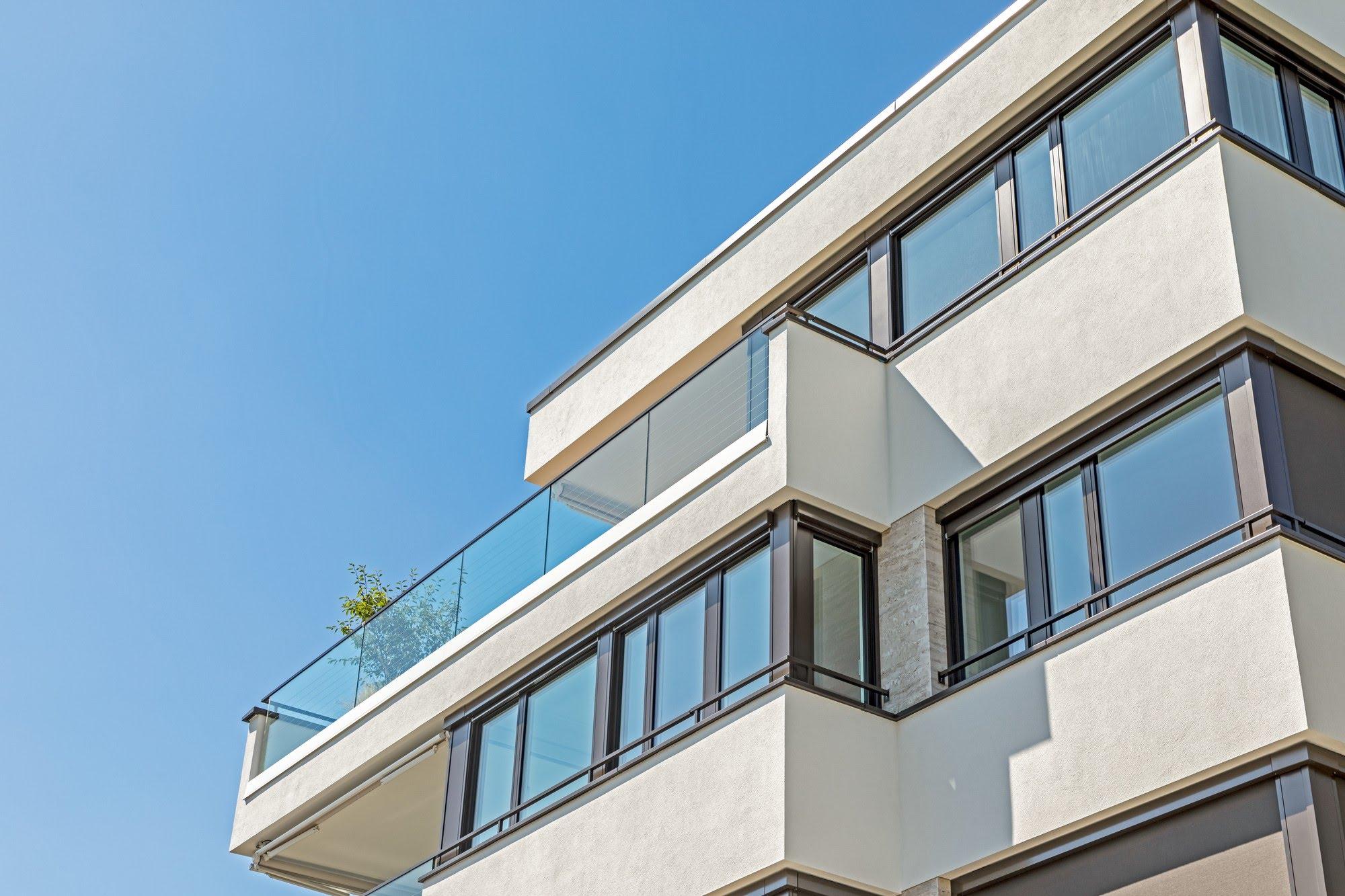 Wohnungsbau,Aussenwärmedämmung,Gipserarbeiten,Akustiksysteme Wohnhaus Haldenrain 4