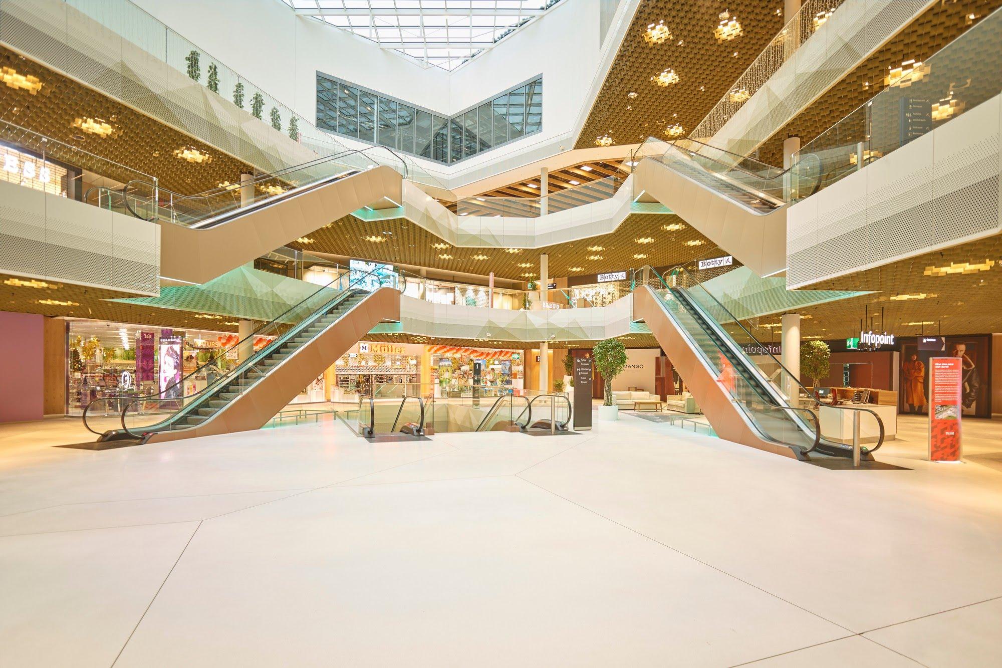 Industrie / Gewerbebau Mall of Switzerland