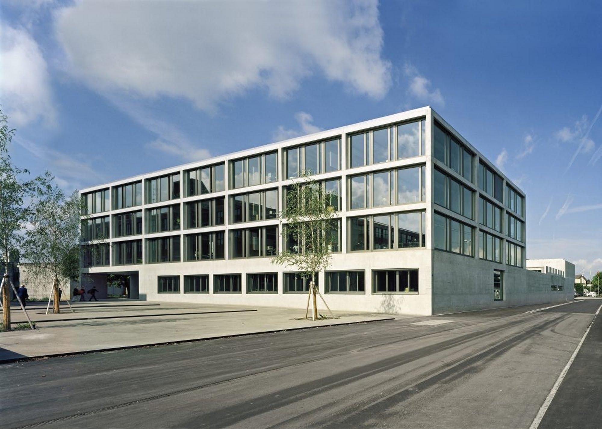 Titelbild Bildungszentrum Weinfelden