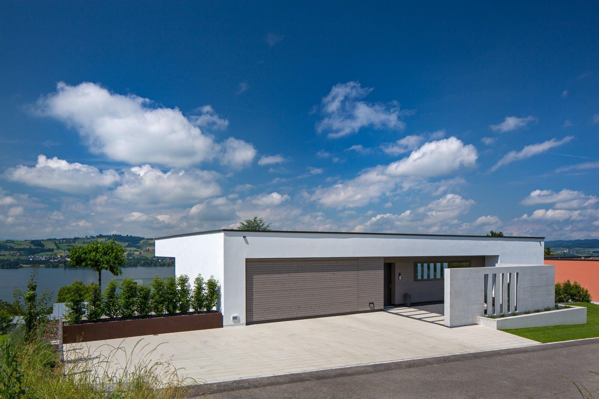 Wohnen EFH EFH 6 Striegelhöhe in Schenkon Architektur,Wohnungsbau,Wohnhäuser,Einfamilienhäuser,Mehrfamilienhäuser