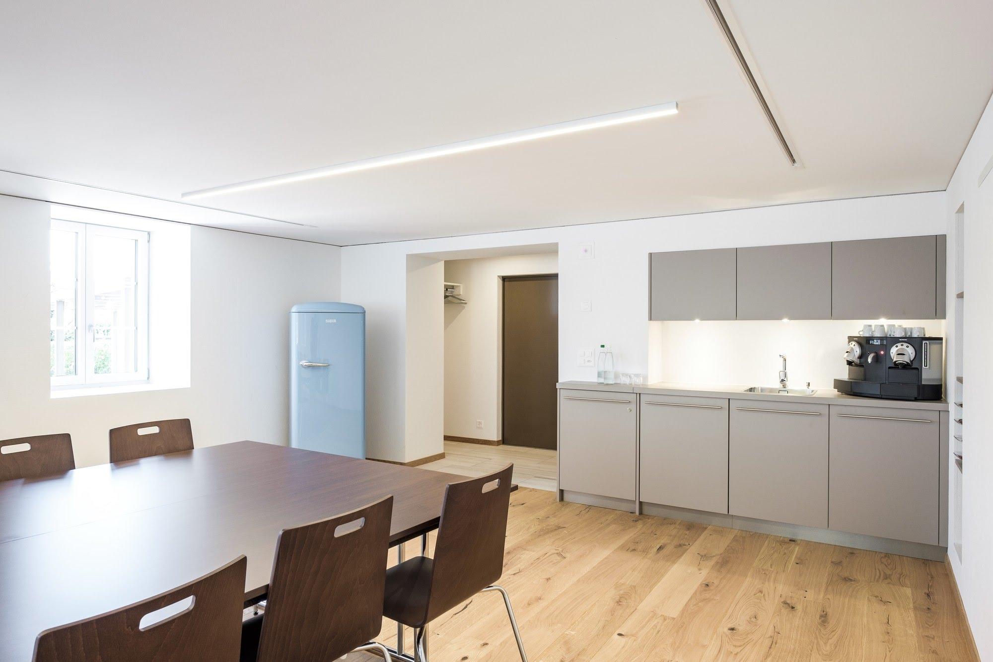 Öffentlich,Umbau Umbau Schulhäuschen in Schenkon Architektur,Wohnungsbau,Wohnhäuser,Einfamilienhäuser,Mehrfamilienhäuser