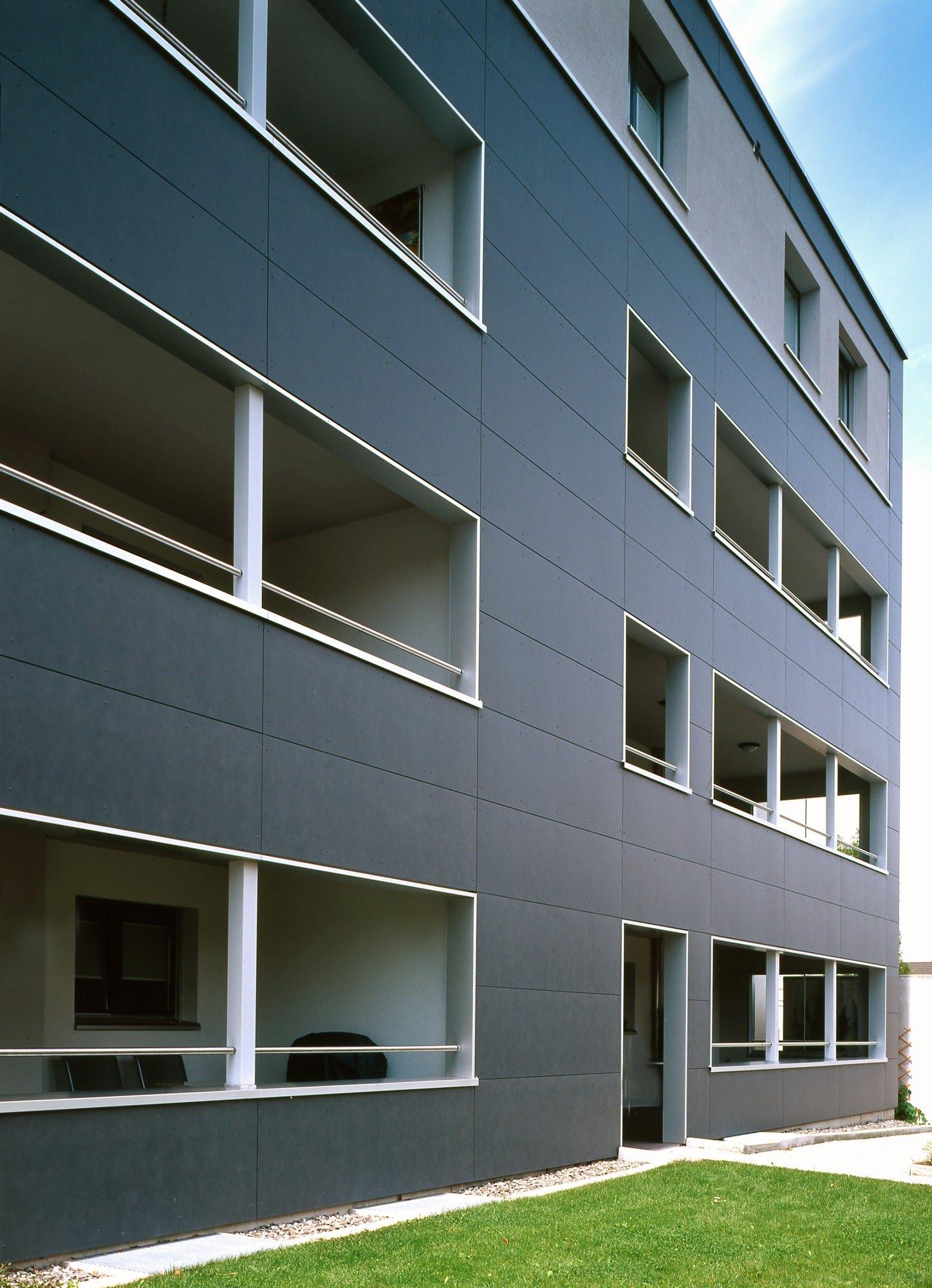 Wohnen MFH Überbauung Surenweid Architektur,Wohnungsbau,Wohnhäuser,Einfamilienhäuser,Mehrfamilienhäuser