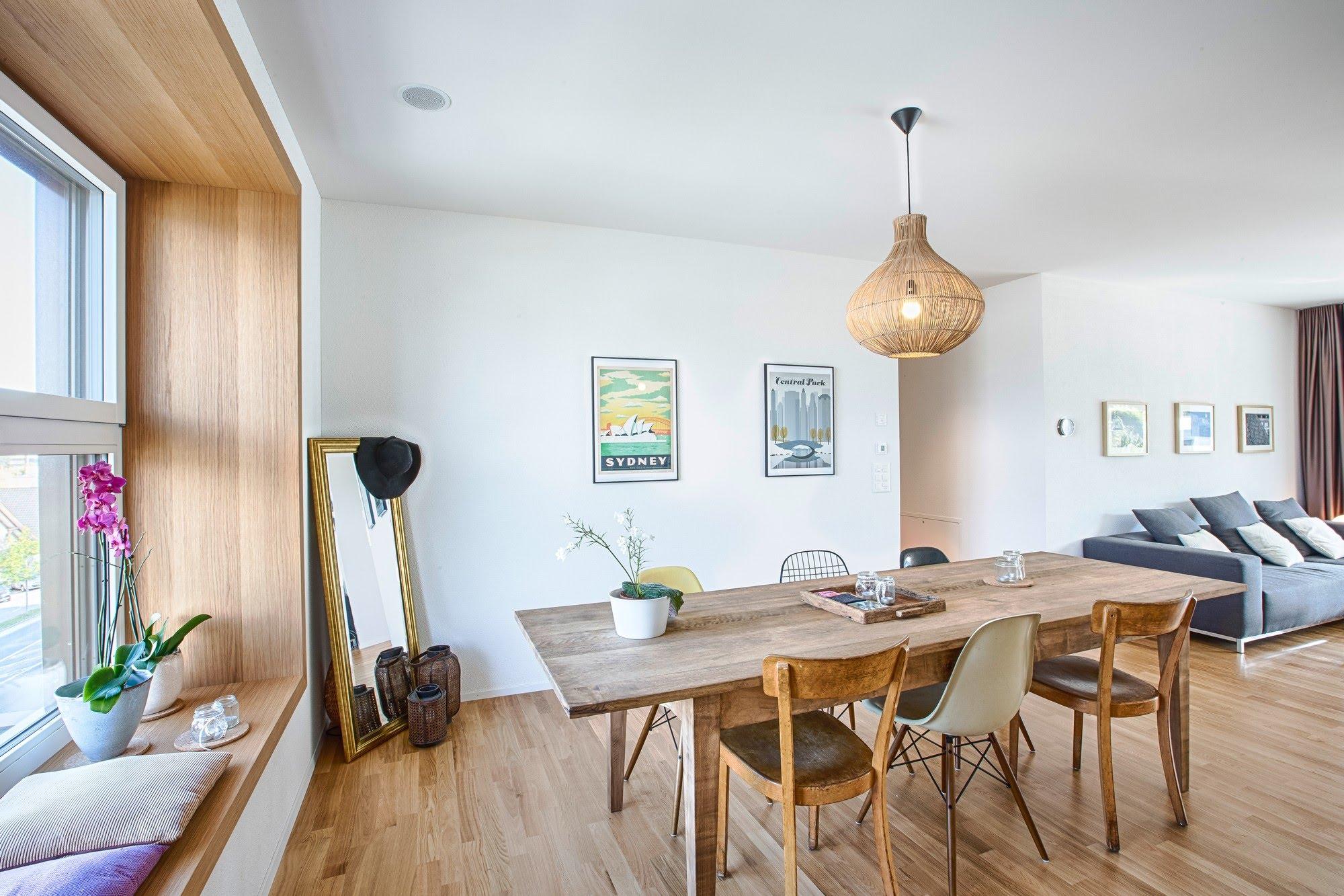 Wohnen MFH MFH Chotte in Mauensee Architektur,Wohnungsbau,Wohnhäuser,Einfamilienhäuser,Mehrfamilienhäuser