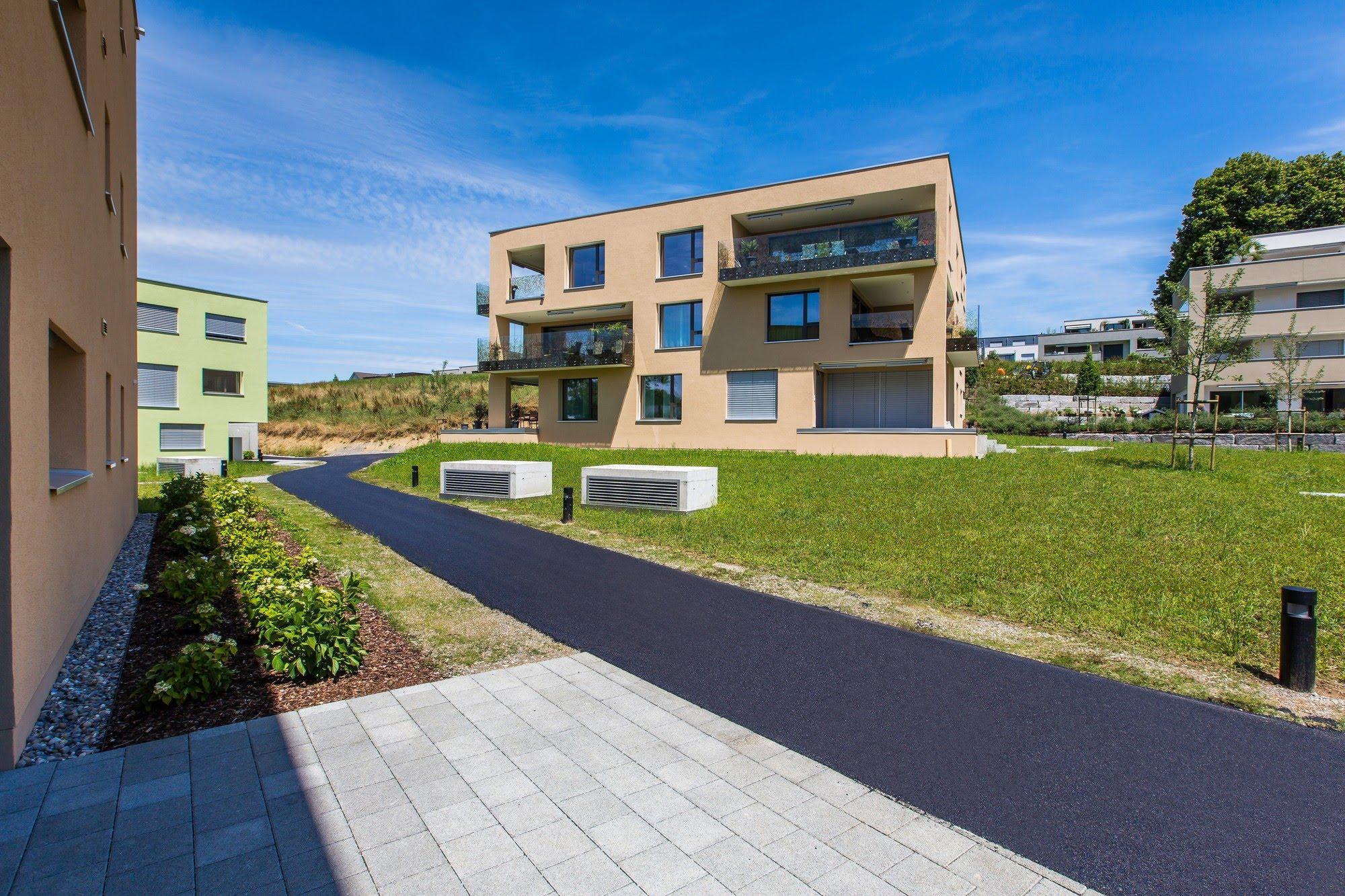 Wohnen MFH 13 MFH in Oberkirch Architektur,Wohnungsbau,Wohnhäuser,Einfamilienhäuser,Mehrfamilienhäuser