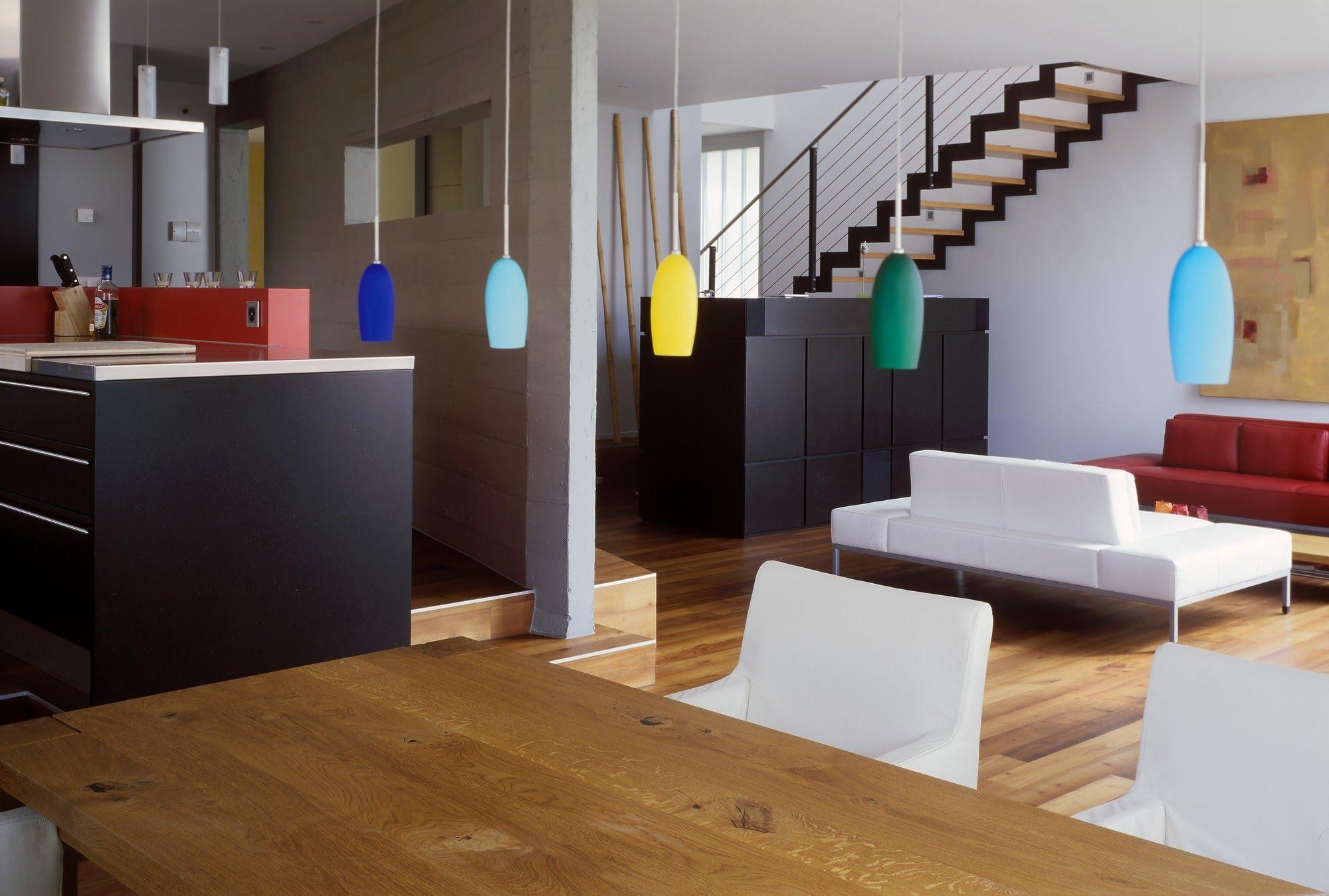 Wohnen EFH Vier EFH im Chilchi Architektur,Wohnungsbau,Wohnhäuser,Einfamilienhäuser,Mehrfamilienhäuser