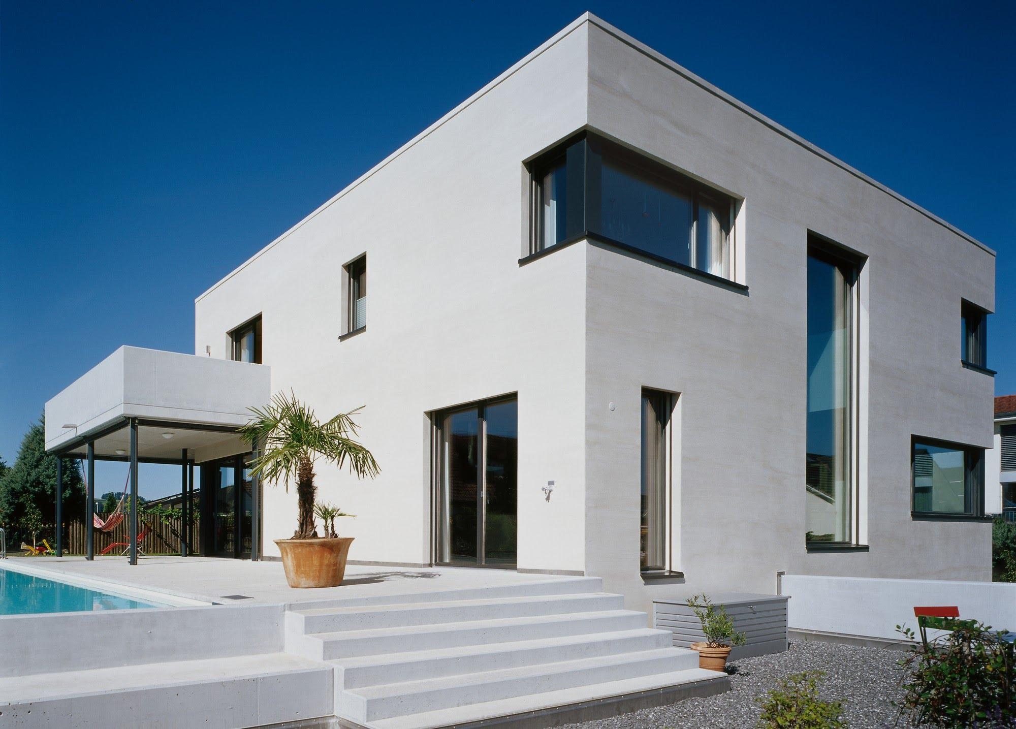 Wohnen EFH EFH in Seehäusern Architektur,Wohnungsbau,Wohnhäuser,Einfamilienhäuser,Mehrfamilienhäuser