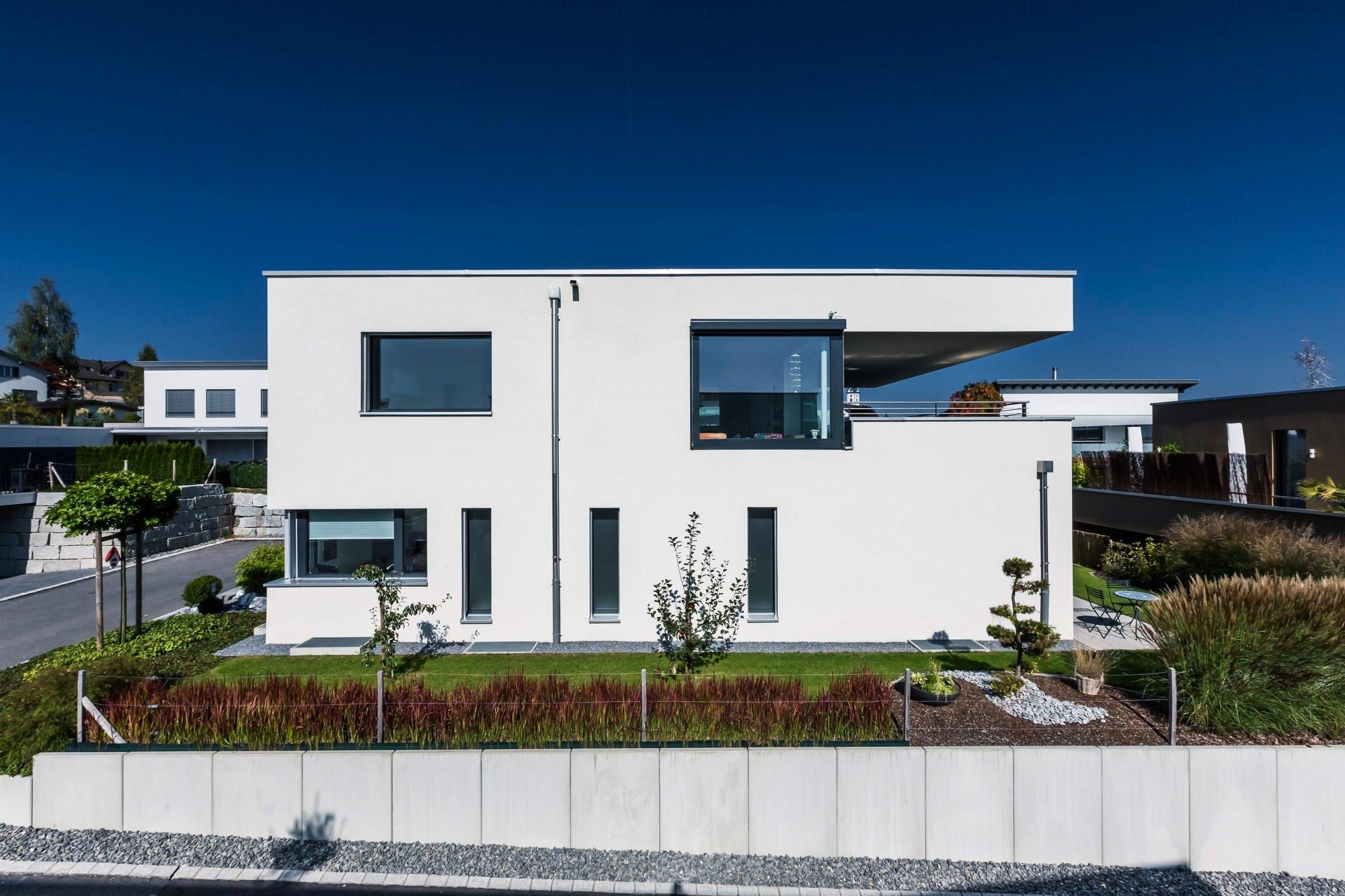 Wohnen EFH EFH in Rain Architektur,Wohnungsbau,Wohnhäuser,Einfamilienhäuser,Mehrfamilienhäuser