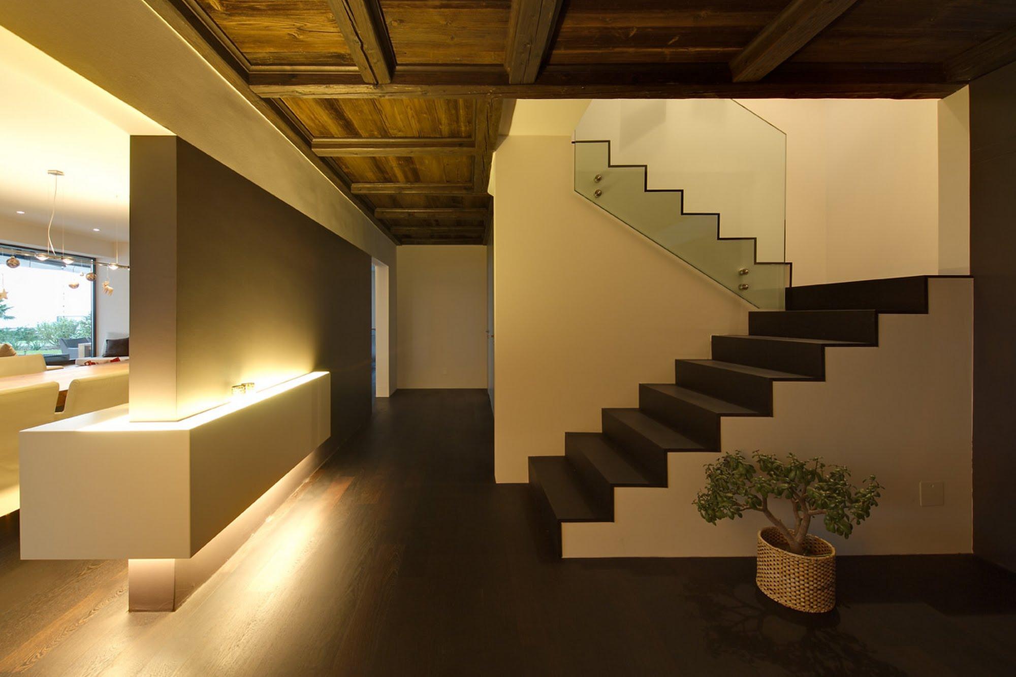 Wohnen EFH EFH in der Isleren Architektur,Wohnungsbau,Wohnhäuser,Einfamilienhäuser,Mehrfamilienhäuser