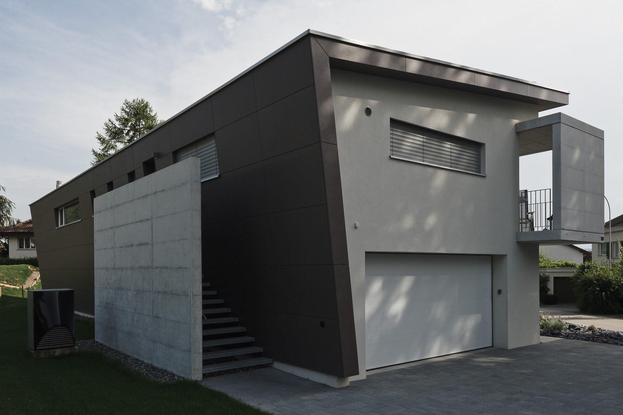 Wohnen EFH EFH in Nebikon Architektur,Wohnungsbau,Wohnhäuser,Einfamilienhäuser,Mehrfamilienhäuser