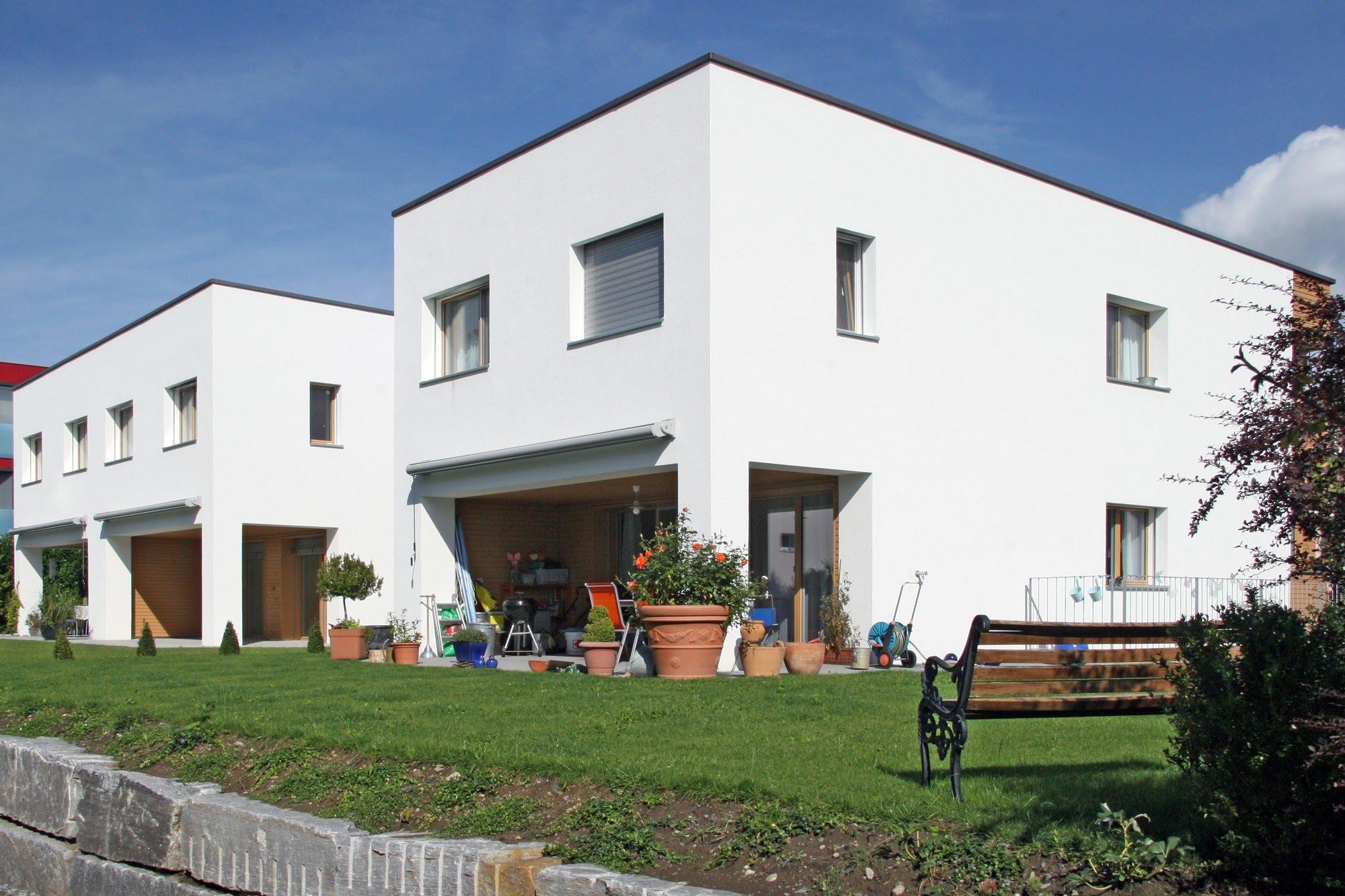 Wohnen EFH DEFH und EFH Kreuzhubel Architektur,Wohnungsbau,Wohnhäuser,Einfamilienhäuser,Mehrfamilienhäuser