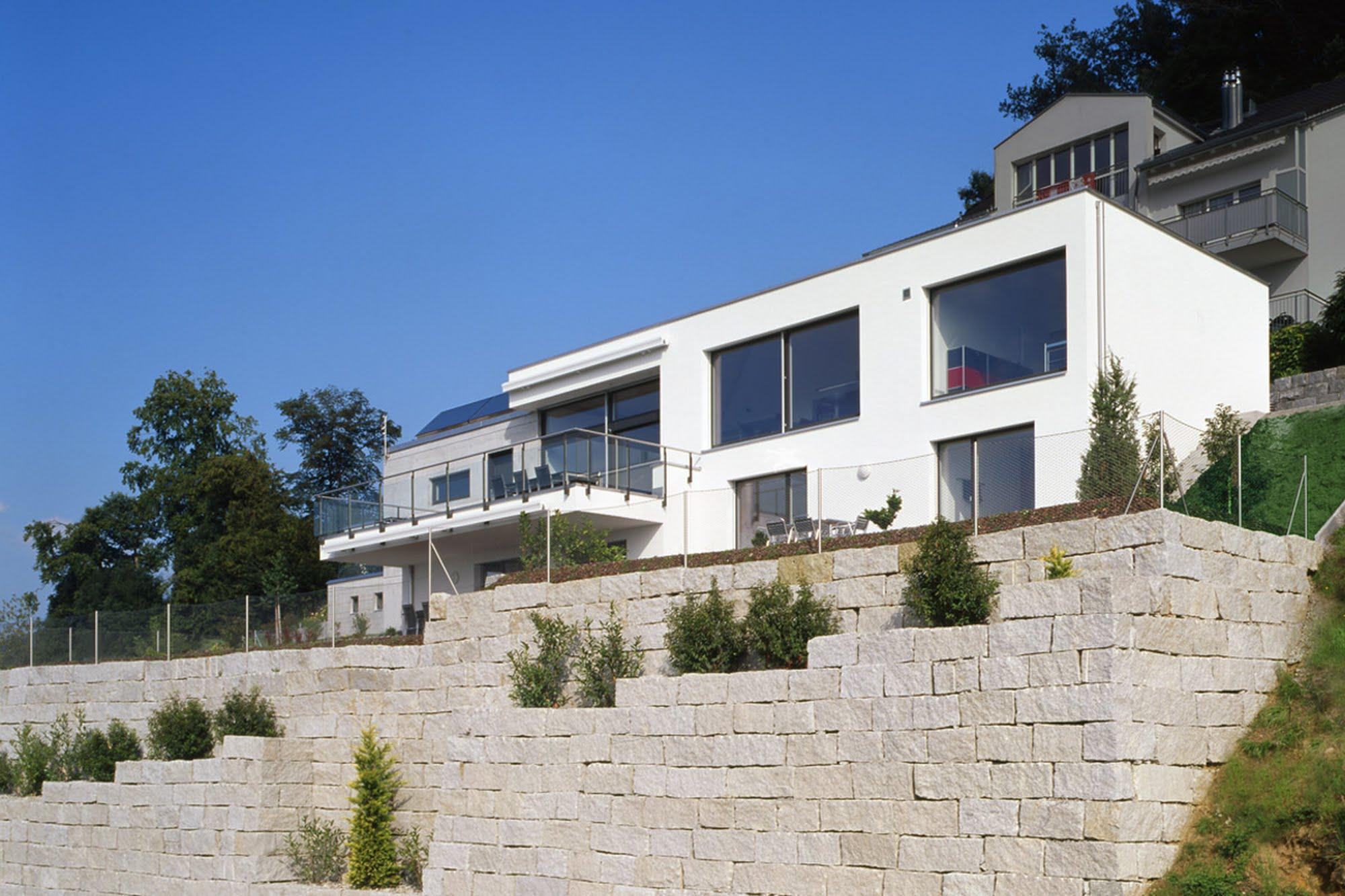 Wohnen EFH EFH in Egolzwil Architektur,Wohnungsbau,Wohnhäuser,Einfamilienhäuser,Mehrfamilienhäuser