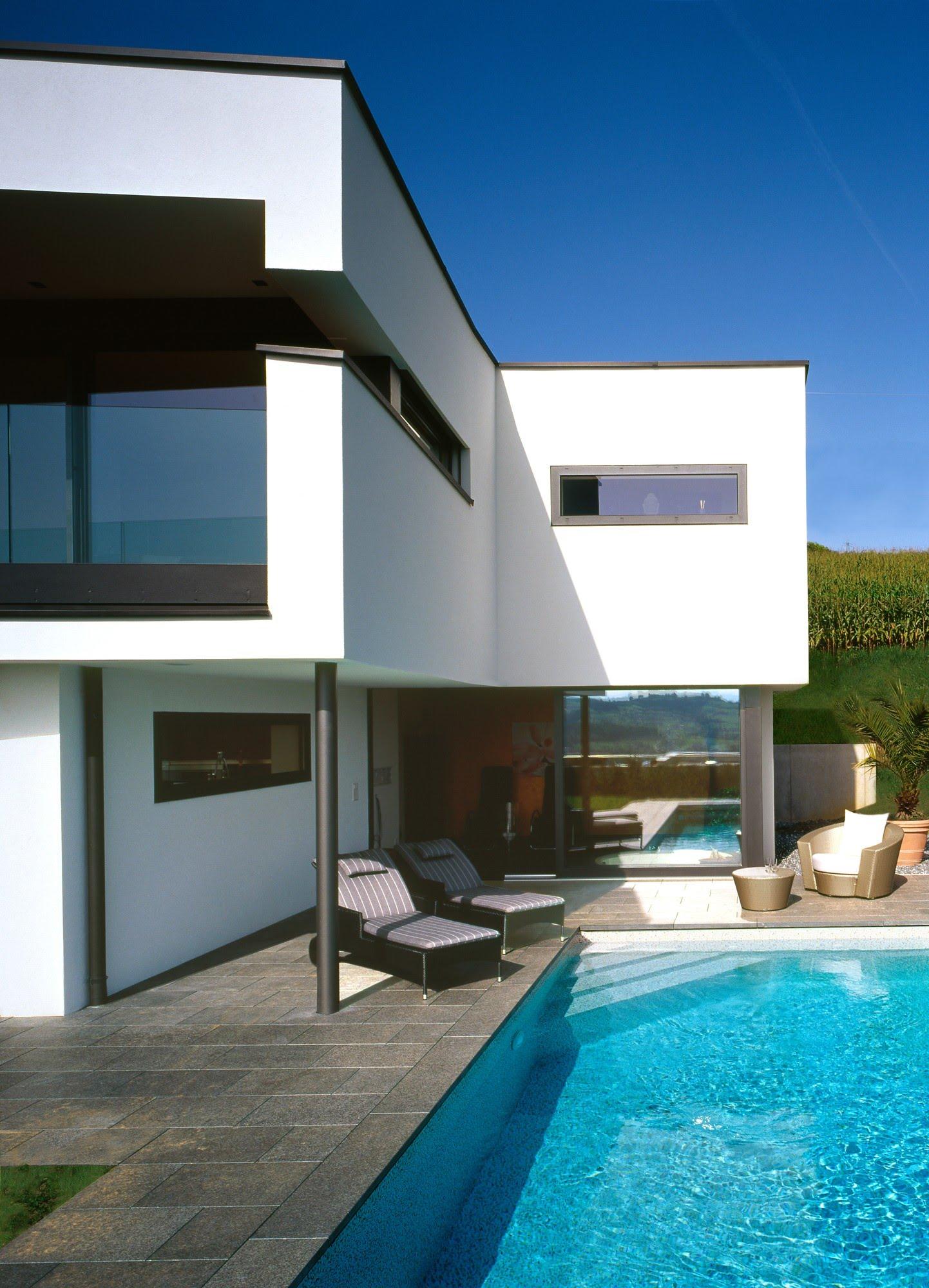 Wohnen EFH EFH am Tannberg Architektur,Wohnungsbau,Wohnhäuser,Einfamilienhäuser,Mehrfamilienhäuser