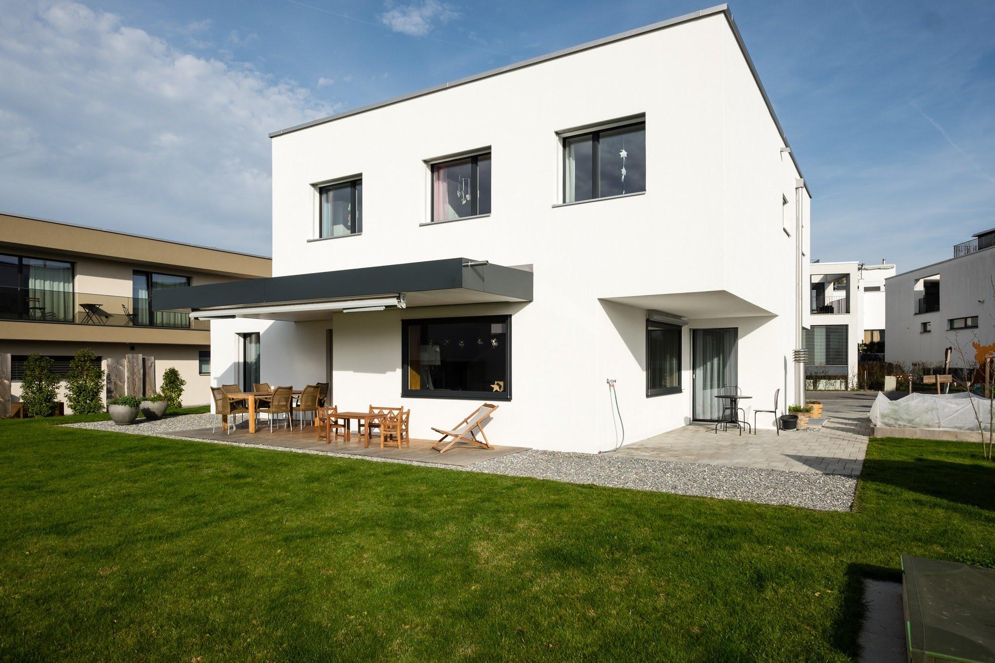 Wohnen EFH EFH in Oberkirch Architektur,Wohnungsbau,Wohnhäuser,Einfamilienhäuser,Mehrfamilienhäuser