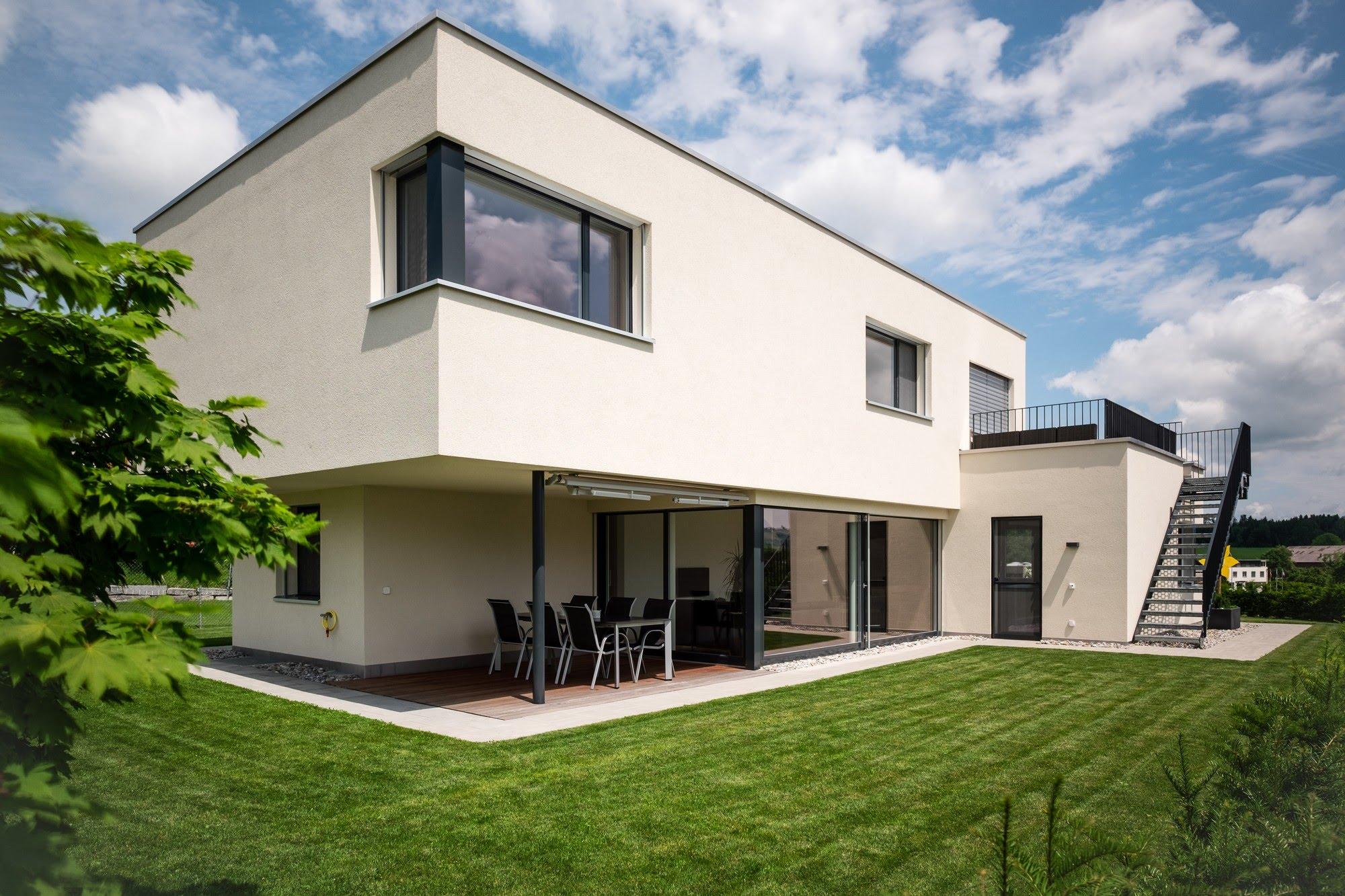 Wohnen EFH EFH in Ballwil Architektur,Wohnungsbau,Wohnhäuser,Einfamilienhäuser,Mehrfamilienhäuser