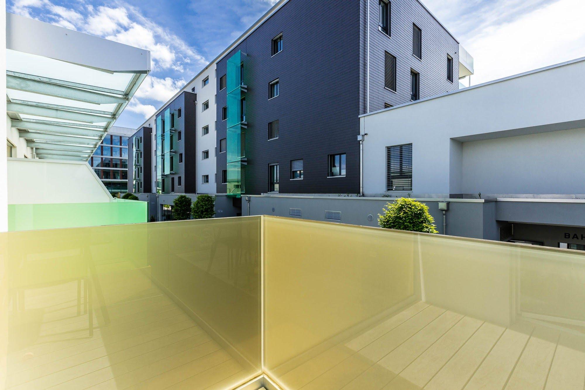 Öffentlich,Wohnen MFH,Gewerbe Motel in Oberkirch Architektur,Wohnungsbau,Wohnhäuser,Einfamilienhäuser,Mehrfamilienhäuser