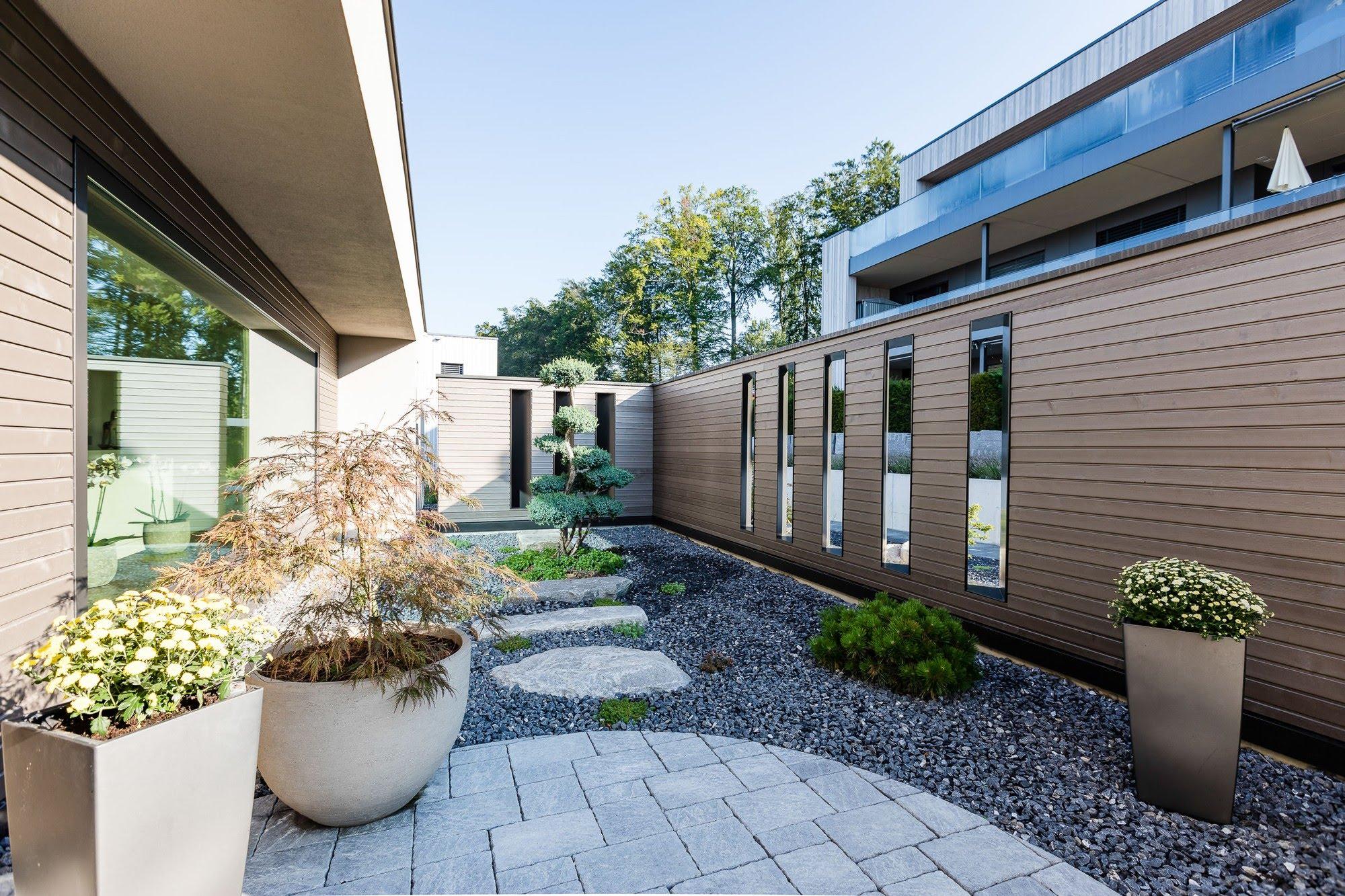 Wohnen EFH EFH 1 Striegelhöhe in Schenkon Architektur,Wohnungsbau,Wohnhäuser,Einfamilienhäuser,Mehrfamilienhäuser