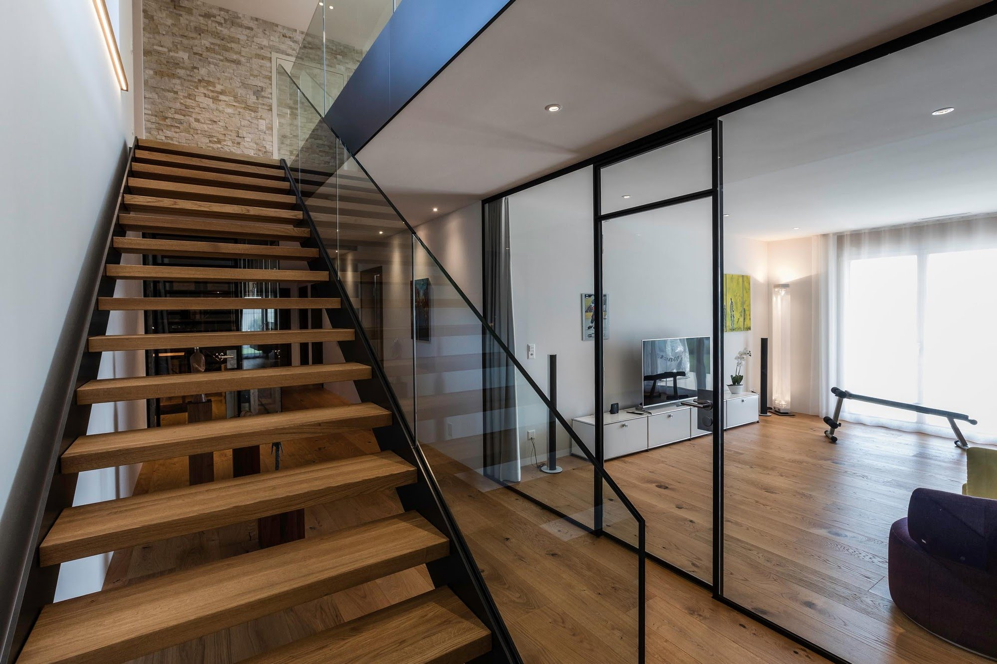 Wohnen EFH EFH 4 Striegelhöhe in Schenkon Architektur,Wohnungsbau,Wohnhäuser,Einfamilienhäuser,Mehrfamilienhäuser