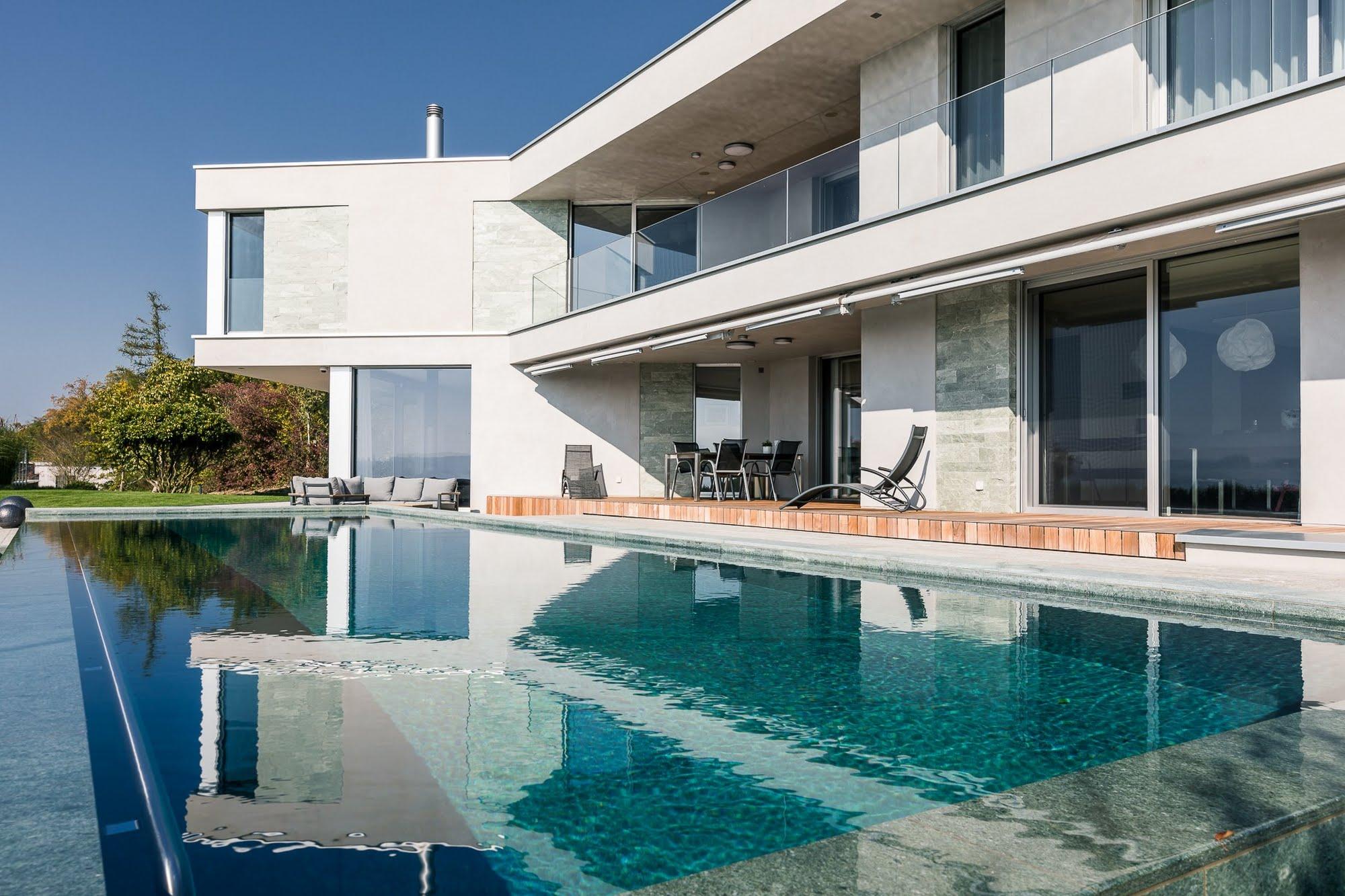 Wohnen EFH EFH Weierholz in Schenkon Architektur,Wohnungsbau,Wohnhäuser,Einfamilienhäuser,Mehrfamilienhäuser