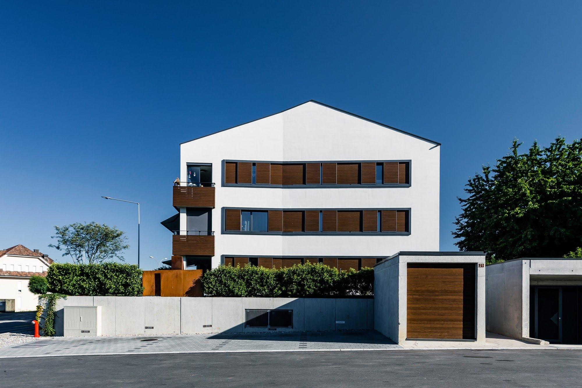 Wohnen MFH MFH Ochsen Schenkon Architektur,Wohnungsbau,Wohnhäuser,Einfamilienhäuser,Mehrfamilienhäuser