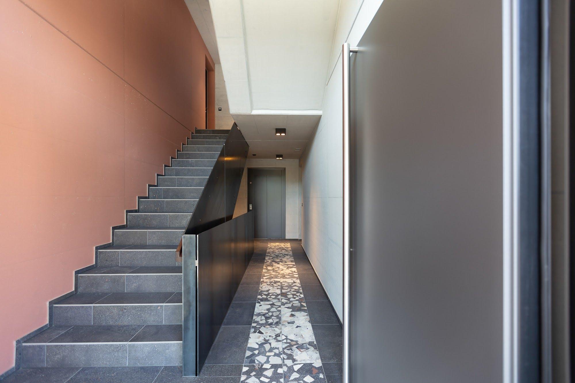 Wohnen MFH Wohnüberbauung Münigenfeld in Oberkirch Architektur,Wohnungsbau,Wohnhäuser,Einfamilienhäuser,Mehrfamilienhäuser