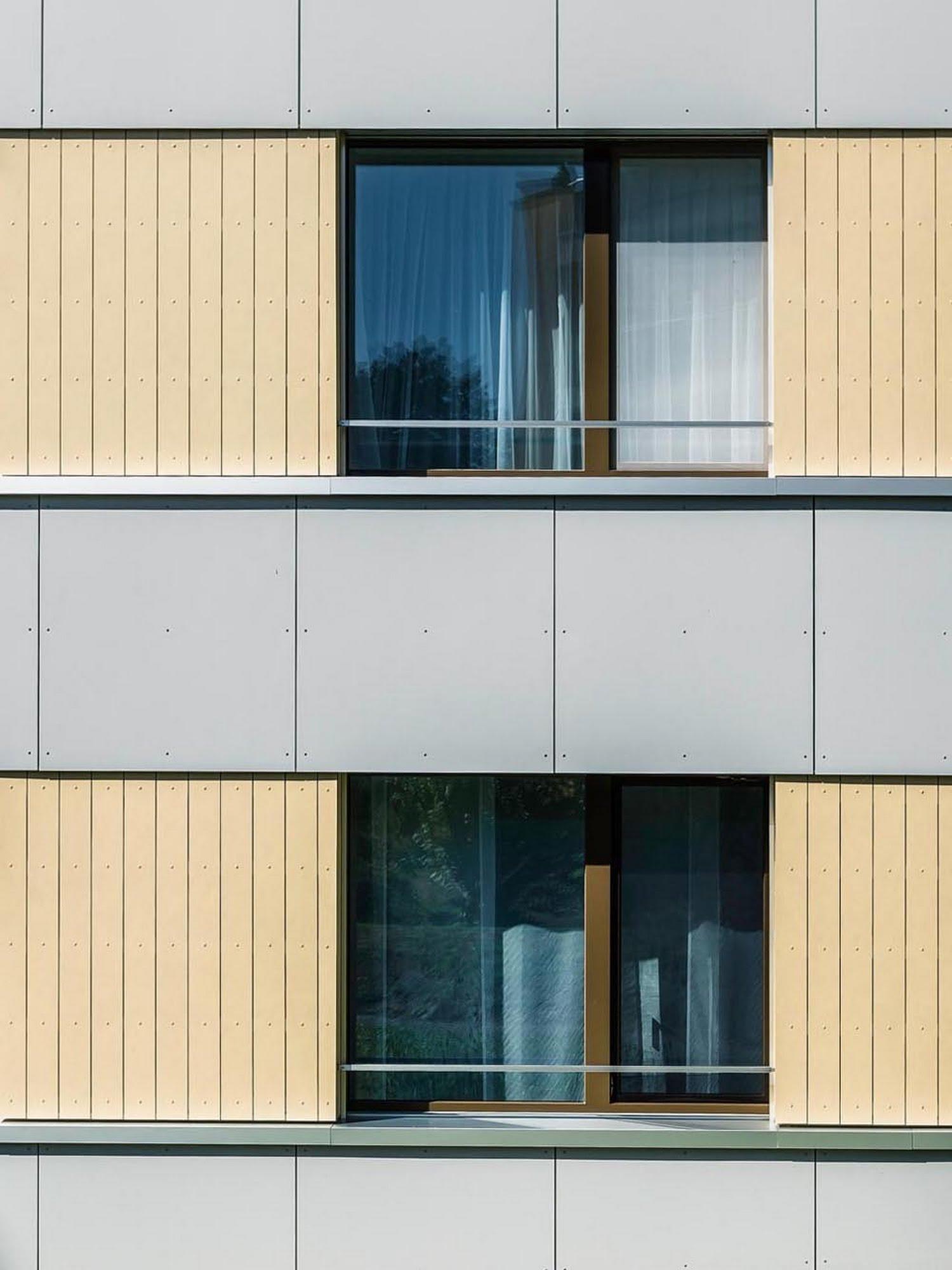 Wohnen MFH Wohnüberbauung Freiehof in Ruswil Architektur,Wohnungsbau,Wohnhäuser,Einfamilienhäuser,Mehrfamilienhäuser