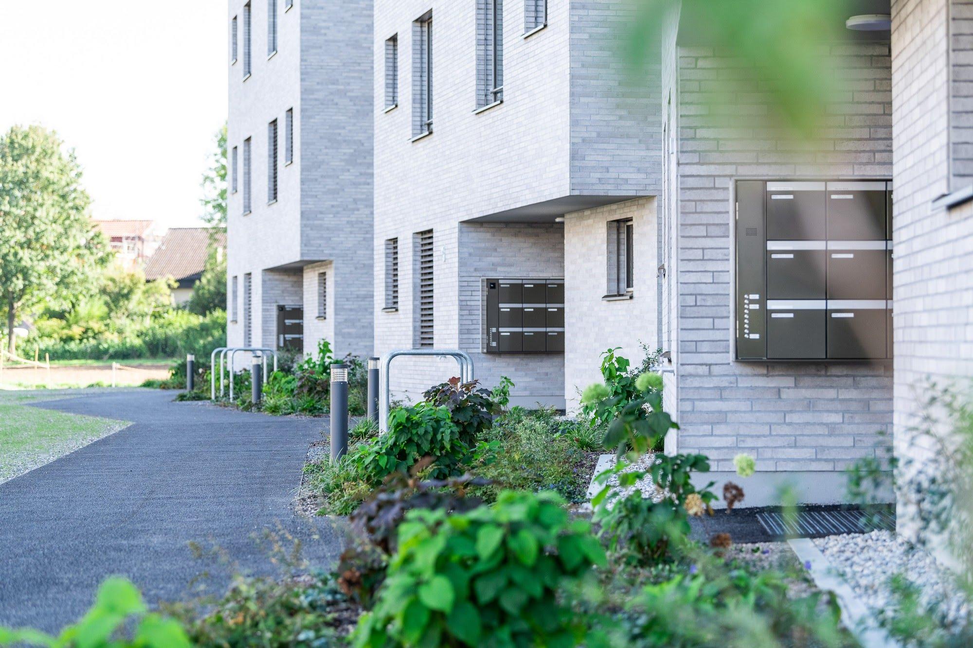 Wohnen MFH Wohnüberbauung Zur Suure in Oberkirch Architektur,Wohnungsbau,Wohnhäuser,Einfamilienhäuser,Mehrfamilienhäuser