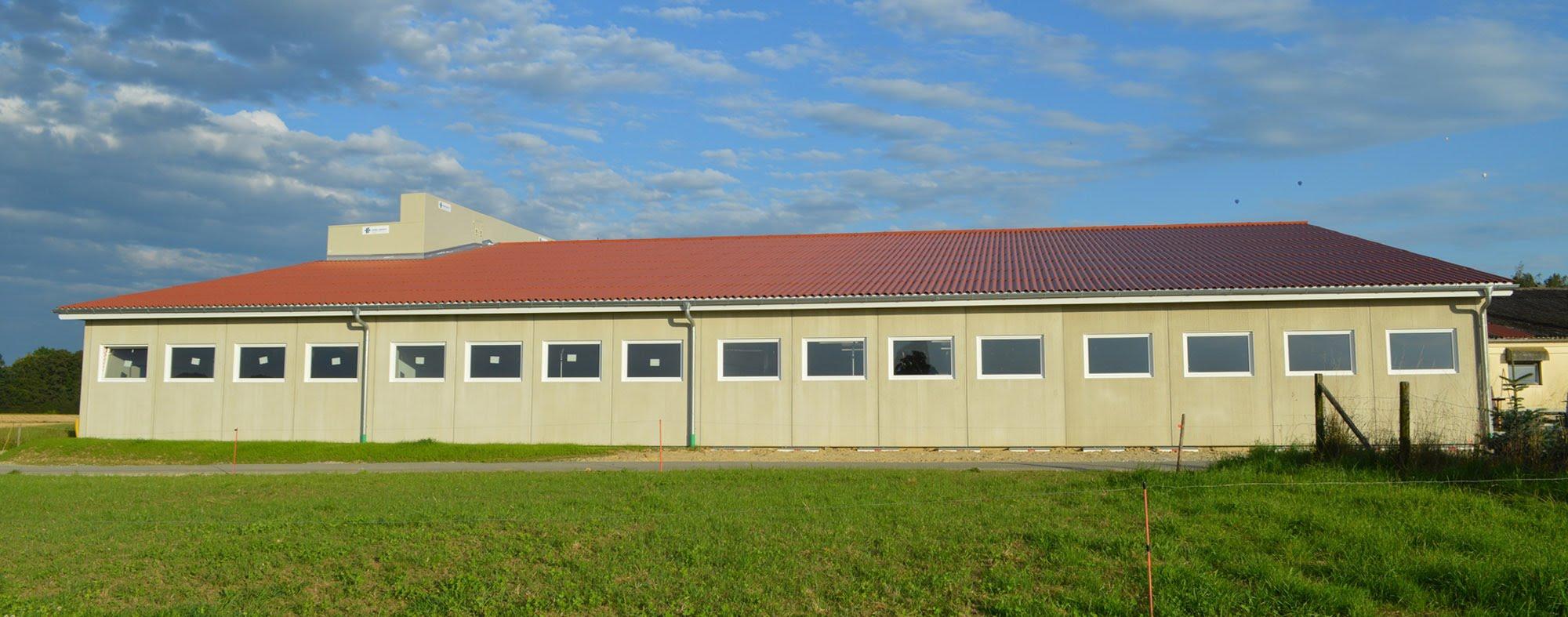 QM-Maststall Elementbauweise, Graltshausen