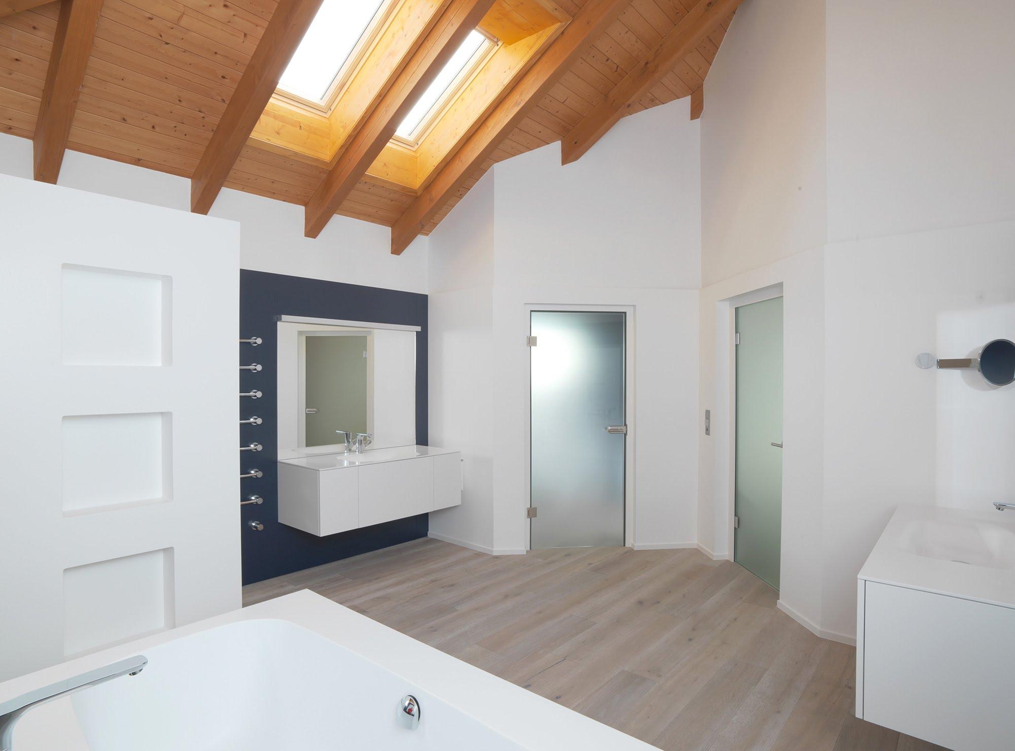 Badezimmergestaltung & Badumbau - Bäder & Badumbau-Küchen werden immer mehr zum Ort der Begegnung - Sursee, Willisau, Aargau, Zentralschweiz, Luzern, Zofingen