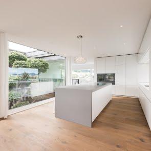 Kochen mit Weitblick - KAWA Design AG :: Küchen Raum Bäder, Sursee, Willisau, Luzern, Zofingen