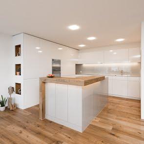 Küchenumbau in Schenkon - KAWA Design AG :: Küchen Raum Bäder, Sursee, Willisau, Luzern, Zofingen