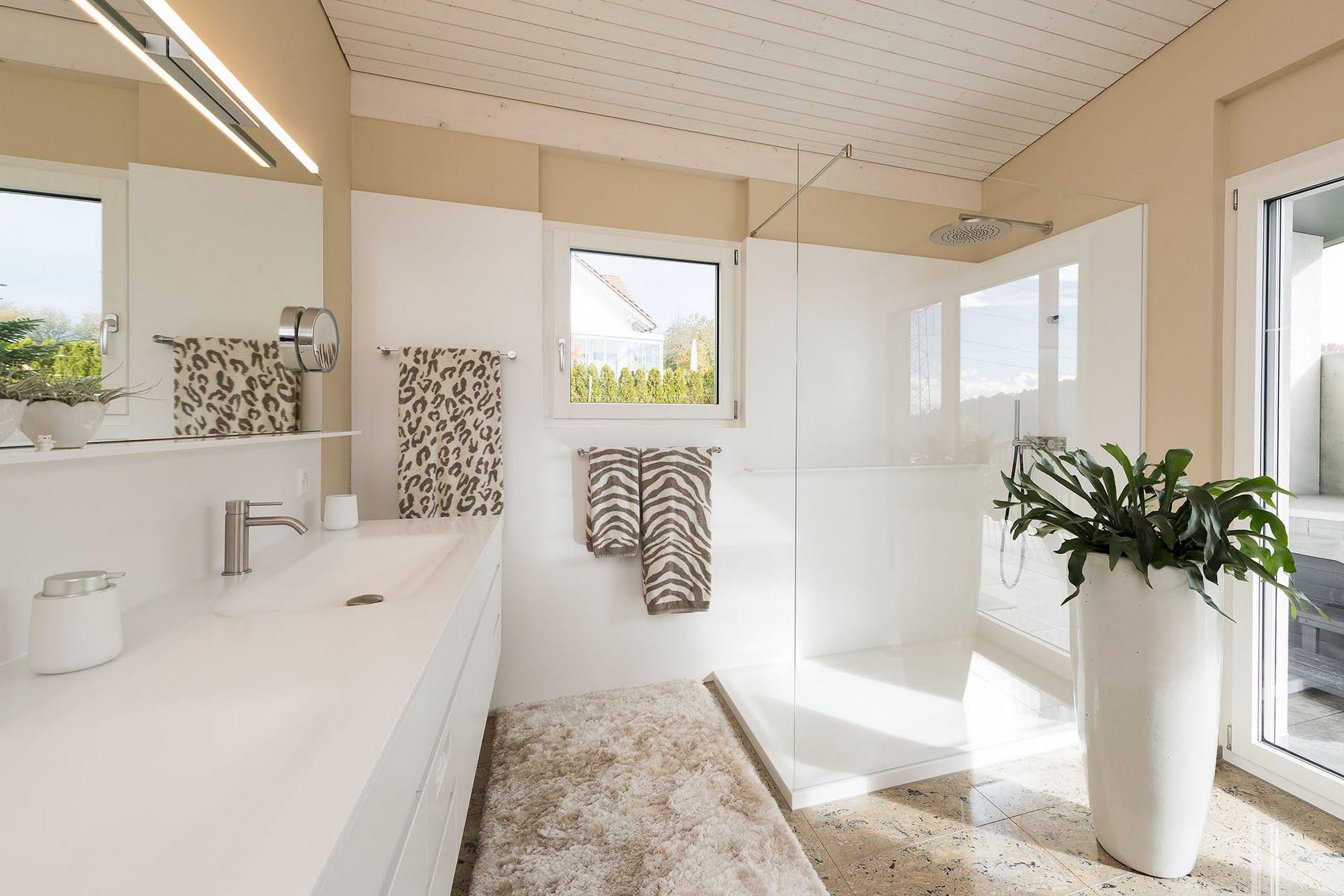 Umbau Masterbad - Bäder & Badumbau-Küchen werden immer mehr zum Ort der Begegnung - Sursee, Willisau, Aargau, Zentralschweiz, Luzern, Zofingen