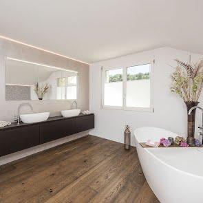 Umbau zum Erlebnisbad - KAWA Design AG :: Küchen Raum Bäder, Sursee, Willisau, Luzern, Zofingen