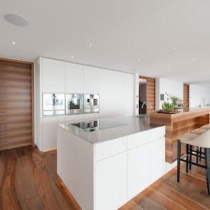 Wohnhaus in Schenkon - KAWA Design AG :: Küchen Raum Bäder, Sursee, Willisau, Luzern, Zofingen
