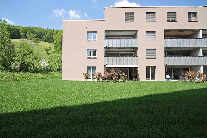 3.5-Zimmer-Eigentumswohnung (D2), Erdgeschoss Neuhalde 8