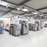 CNC 3 Achsen Fräscenter
