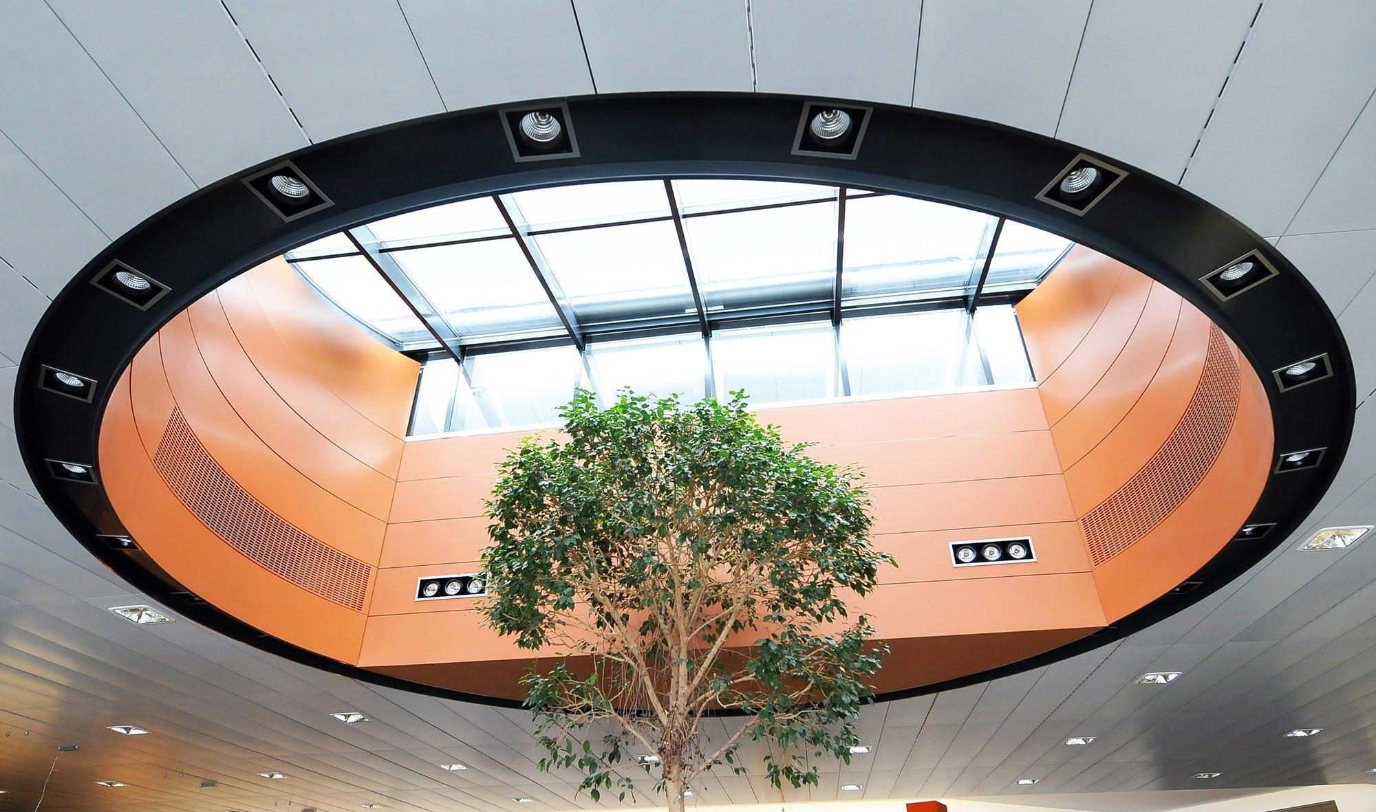 PLAFONDNOVA AG :: Novaone Broschüre, Ihr Partner für Decken & Wandsysteme
